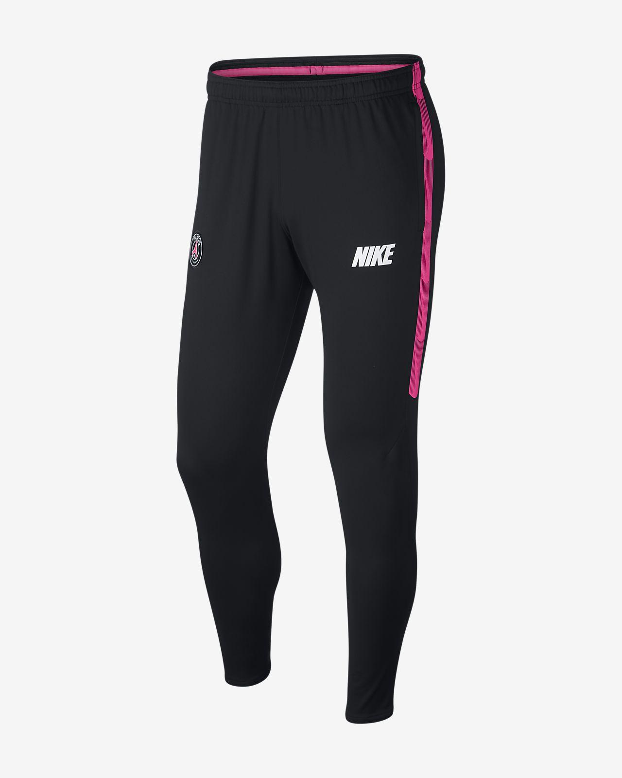 Paris Saint-Germain Dri-FIT Squad Pantalón de fútbol - Hombre. Nike ... 7031e040883