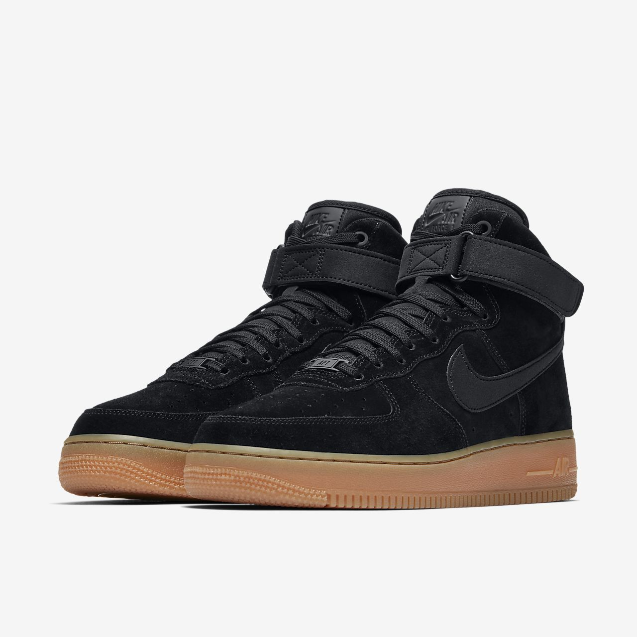 air force 1 high 07 lv8 suede - sneaker high