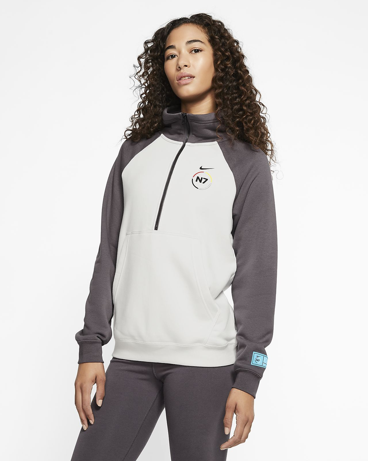 Nike Sportswear Essential N7 Women's Half-Zip Pullover