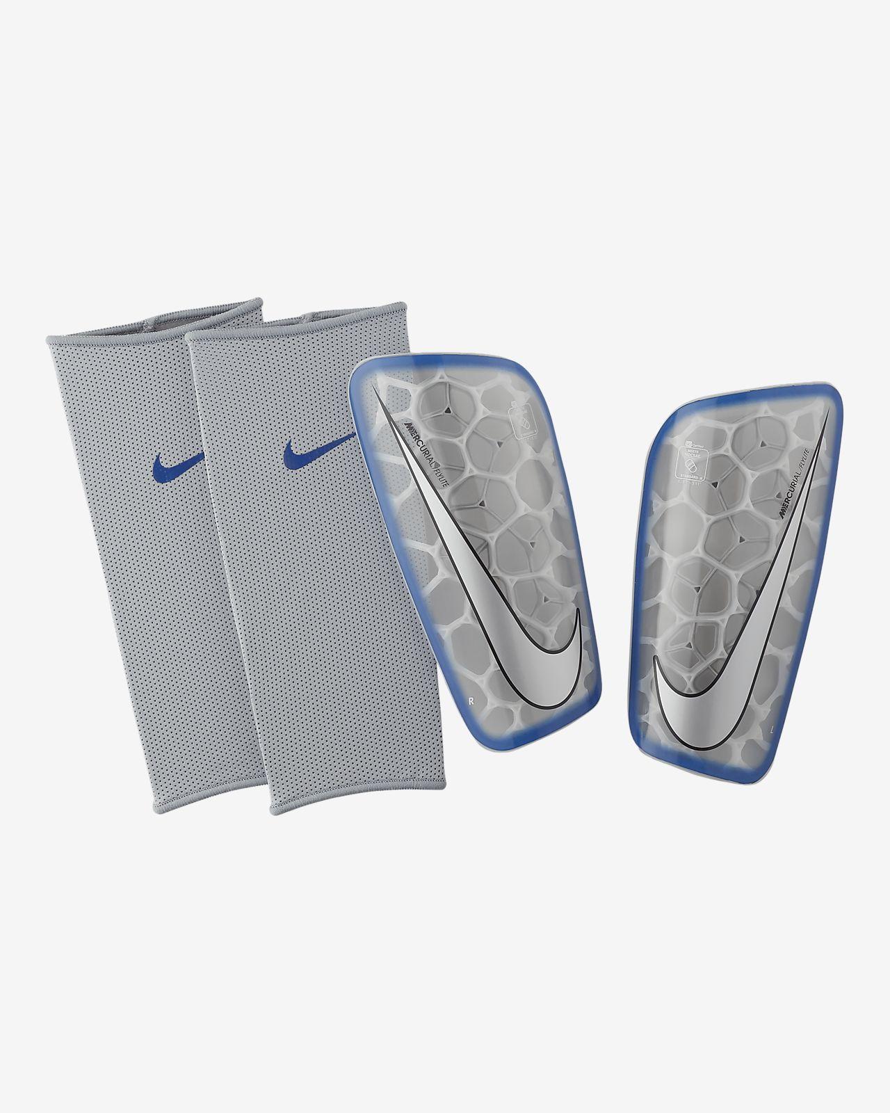 Caneleiras de futebol Nike Mercurial Flylite