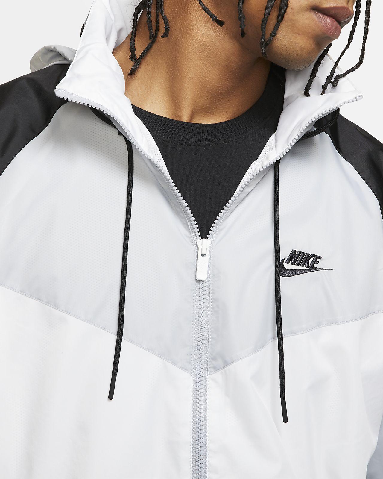 NIKE windbreaker in charcoal KicksNike antrekk, Nike Kicks Nike outfits, Nike