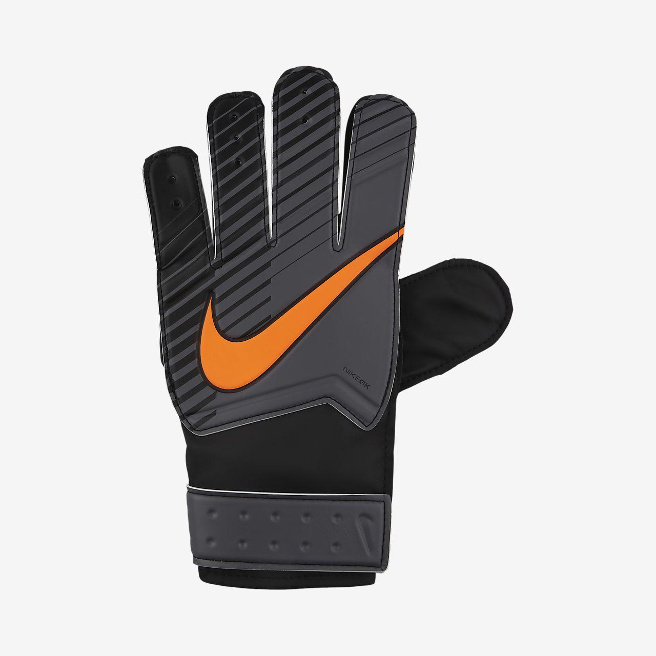 Παιδικά γάντια ποδοσφαίρου Nike Junior Match Goalkeeper. Nike.com GR 2c930a5577b