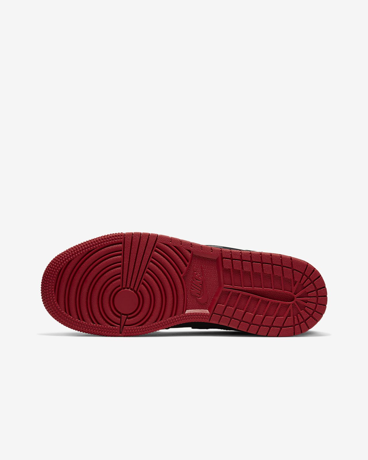 Air Jordan 1 Mid Fearless Big Kids' Shoe