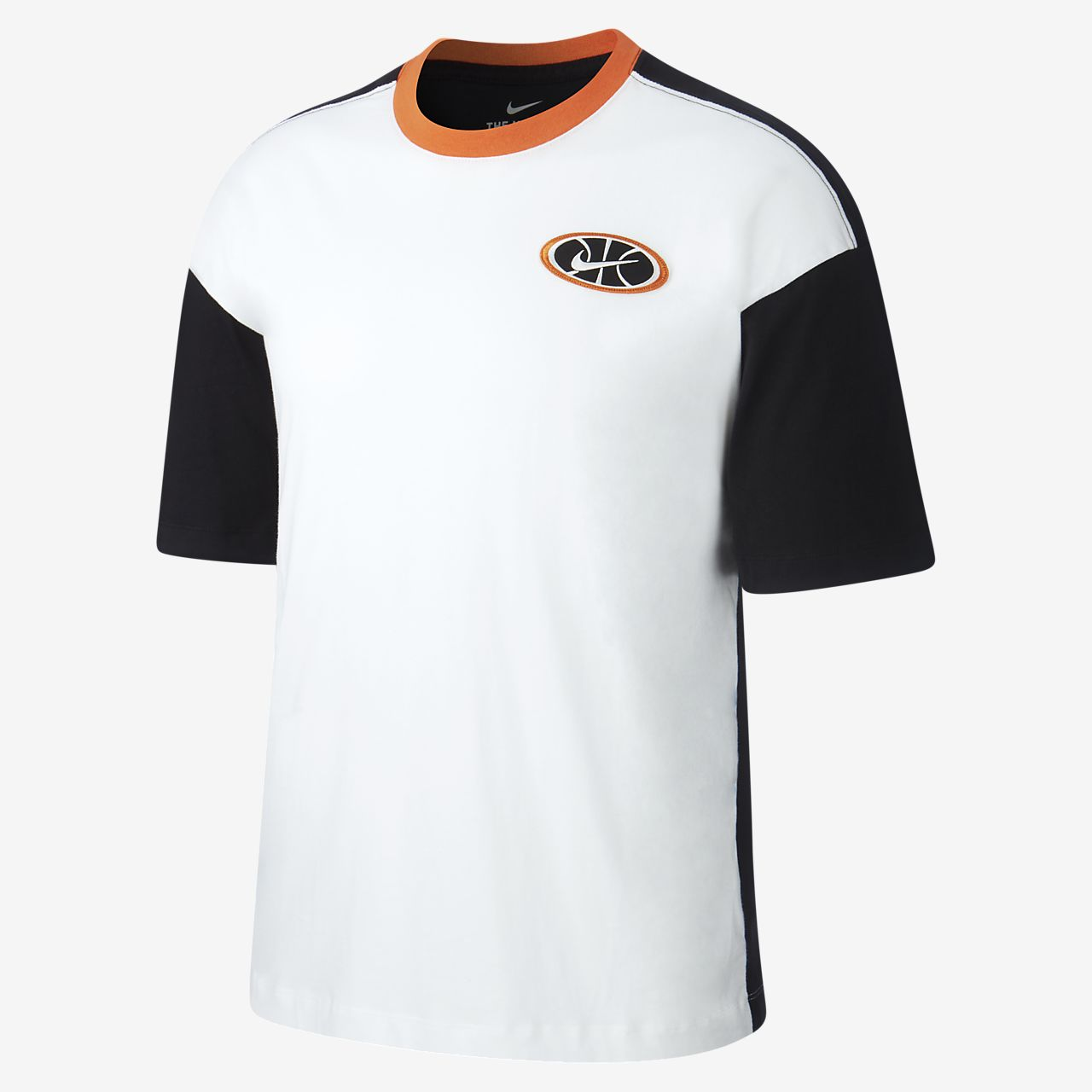 Tee-shirt de basketball Nike Throwback 2.1 pour Homme