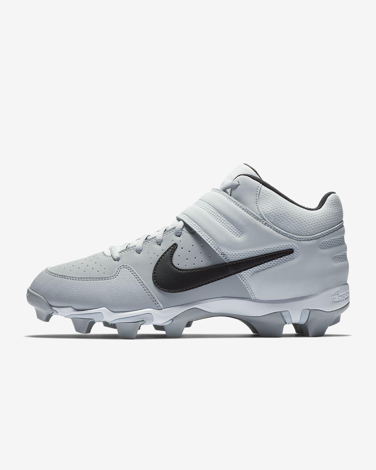 new concept bb887 e231e ... Nike Alpha Huarache Varsity Keystone Mid Mens Baseball Cleat