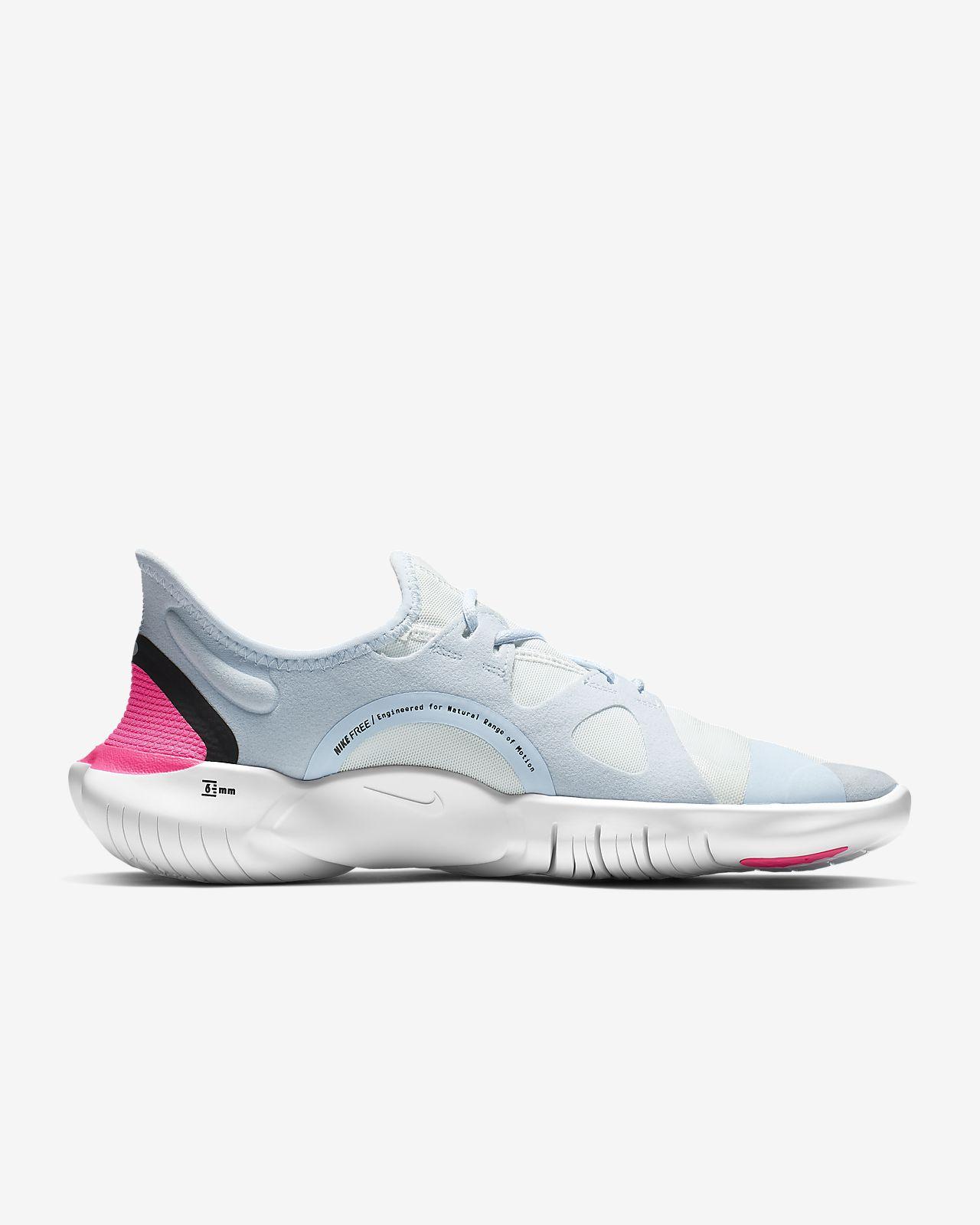 Scarpa Da Running Nike Free Rn 2018 Donna Bianco from