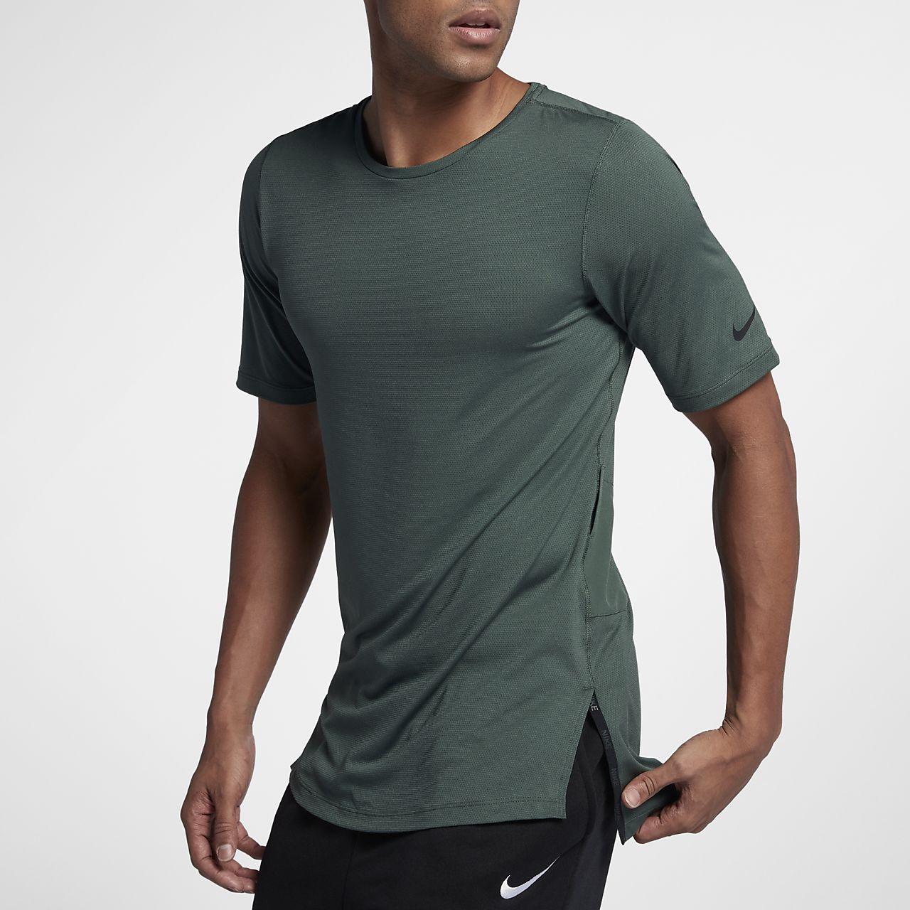 ... Nike Training Utility Men's Short-Sleeve Top