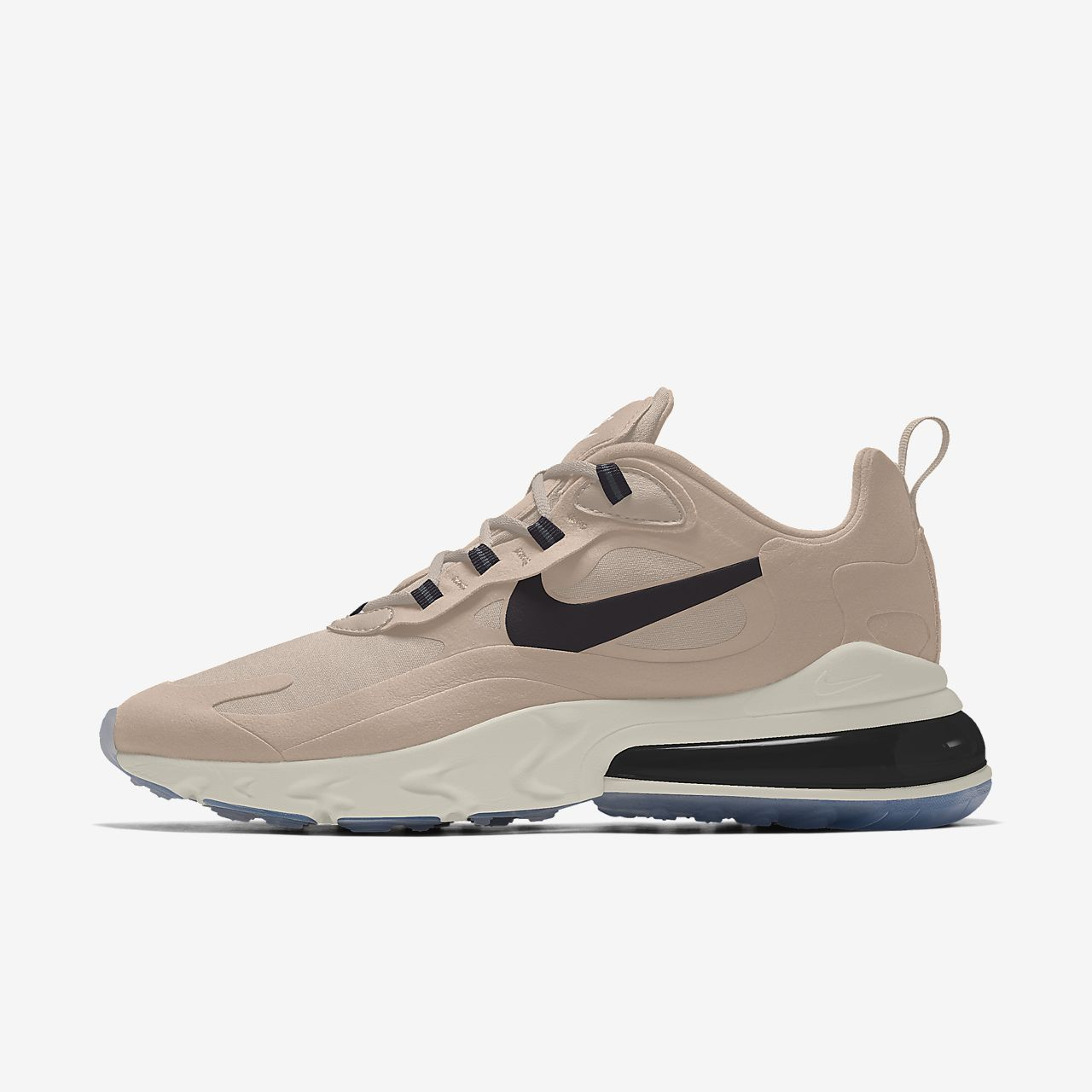 Nike Air Max 270 React By You Sabatilles personalitzables