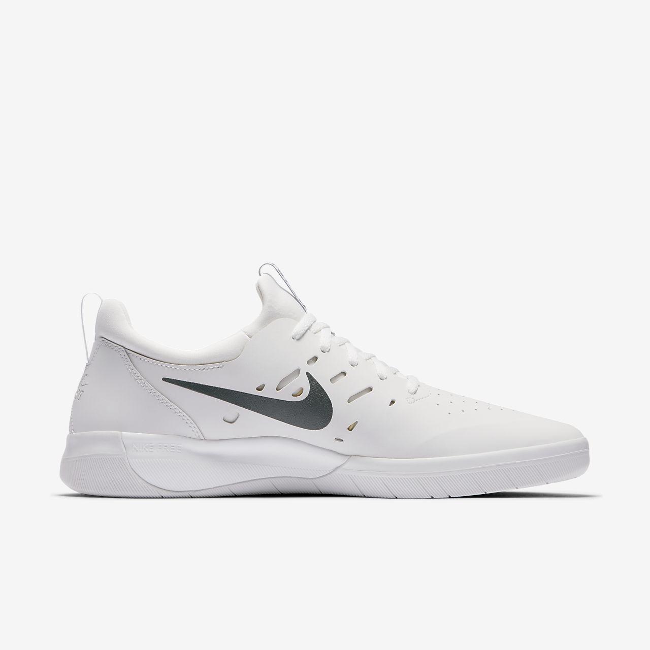 aaec76acc Nike SB Nyjah Free Zapatillas de skateboard. Nike.com ES