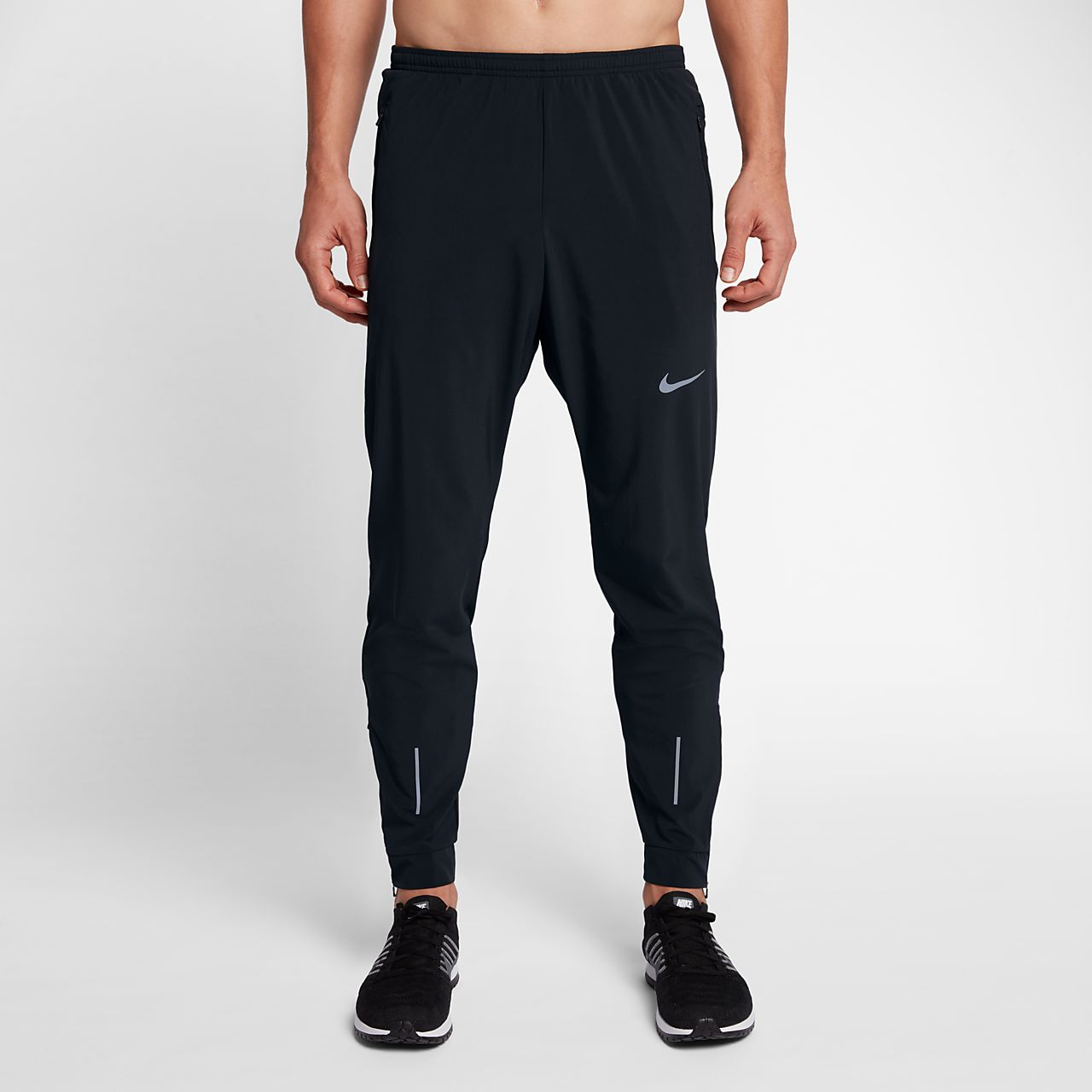 The pants and tights below are proof of this. Tracksmith's Solomon pants go on and off with ease. Oiselle's O-Mazing tights feature a pocket that holds more than would a running belt and pants. On's Running Pants are uniquely breathable. Under Armour's new Windstopper tights are aptly named.