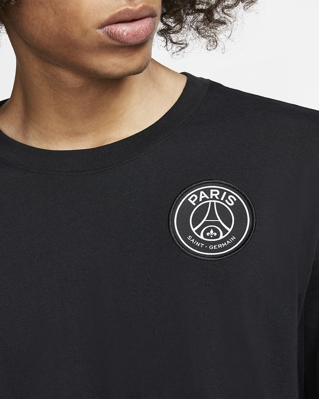 new styles ac254 df185 Paris Saint-Germain Men's Long-Sleeve T-Shirt