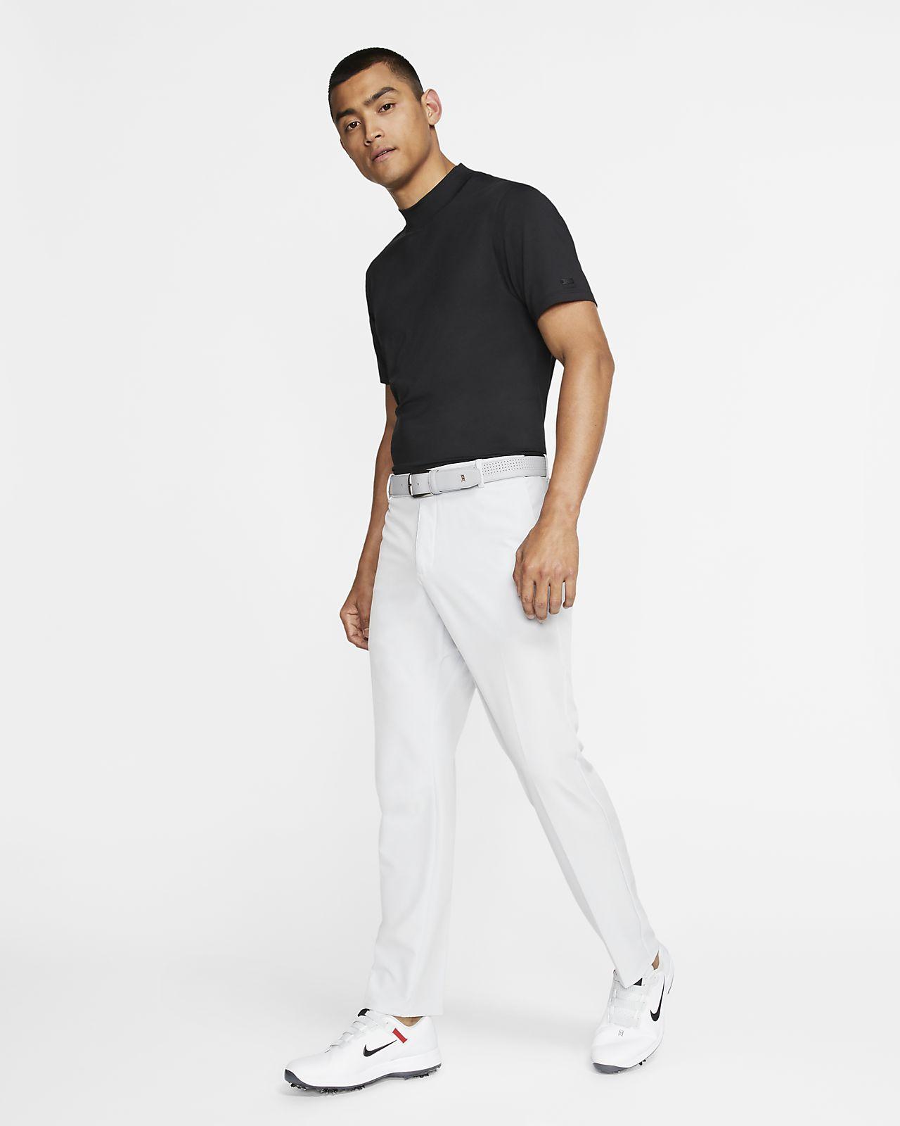 4471aefc Nike Dri-FIT Tiger Woods Vapor Men's Mock-Neck Golf Top. Nike.com