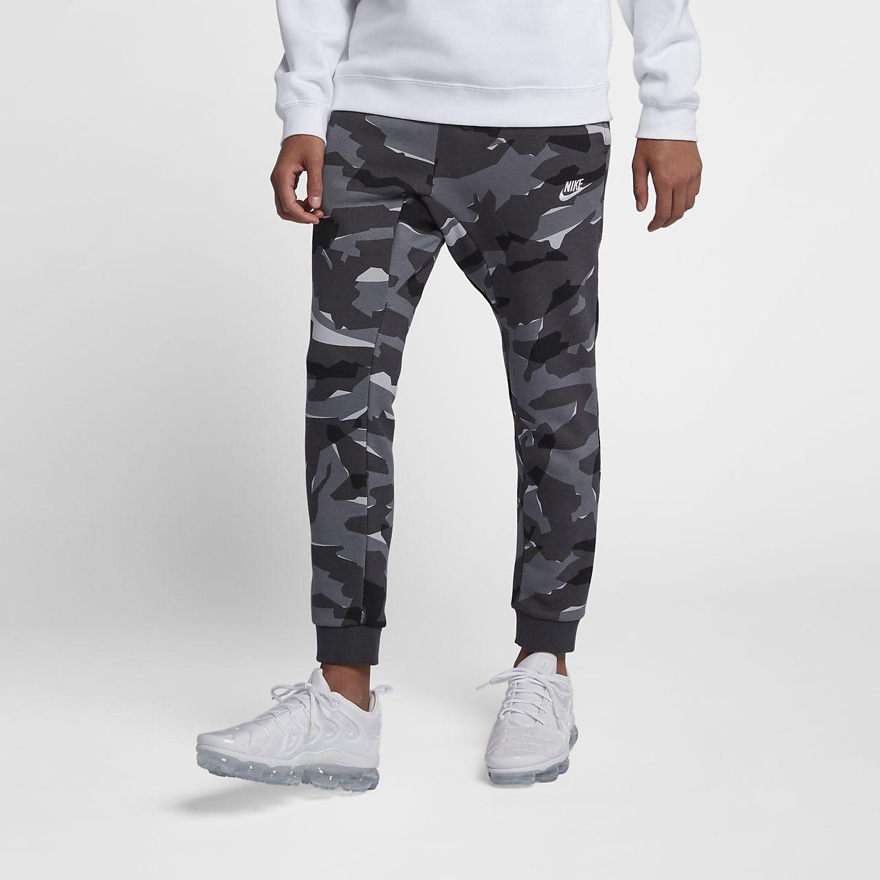 Sportswear Homme Camouflage Pour Pantalon Nike Jogging De Club xPOaBqwI