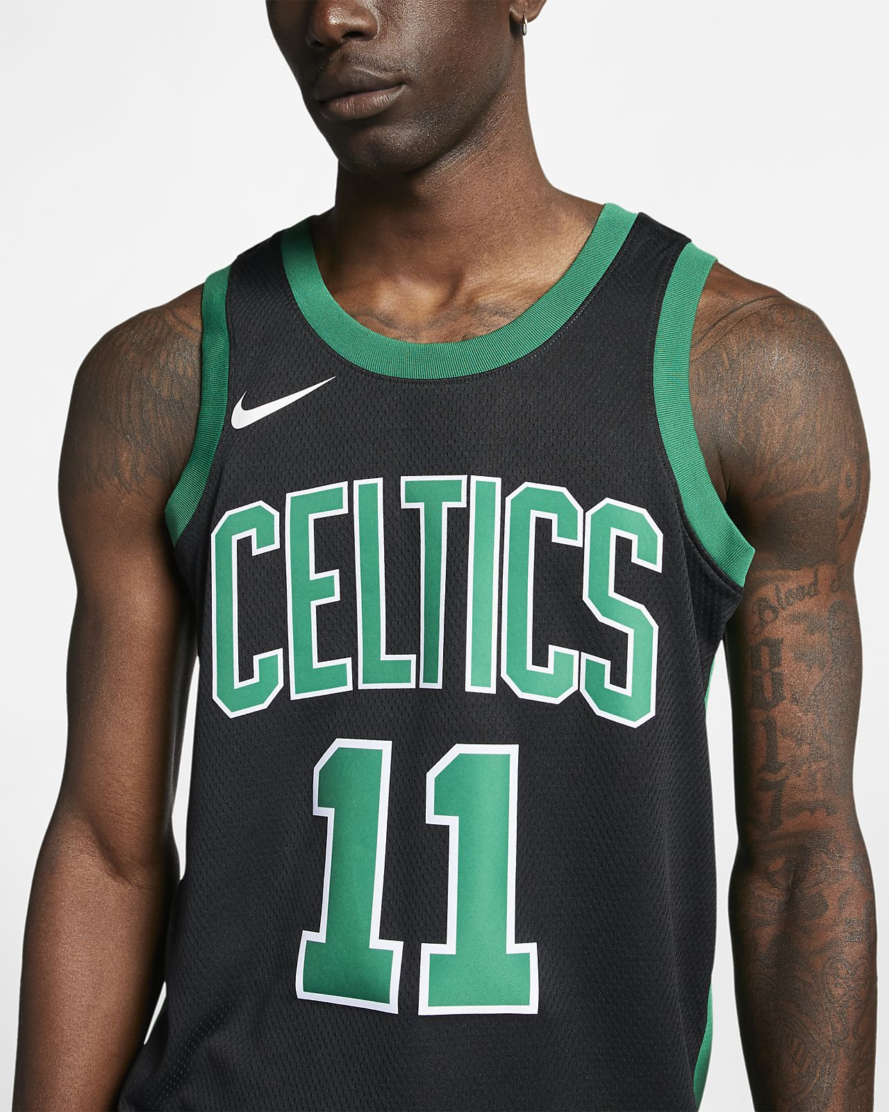 b7d0a4656 ... Kyrie Irving Statement Edition Swingman (Boston Celtics) Men s Nike NBA  Connected Jersey