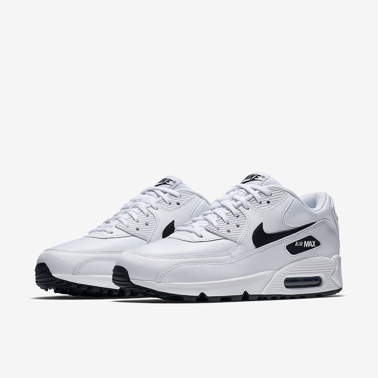 mens white nike air max 90