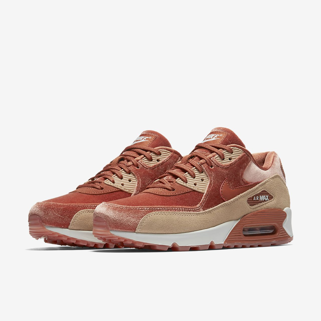 red velvet air max 90 mens