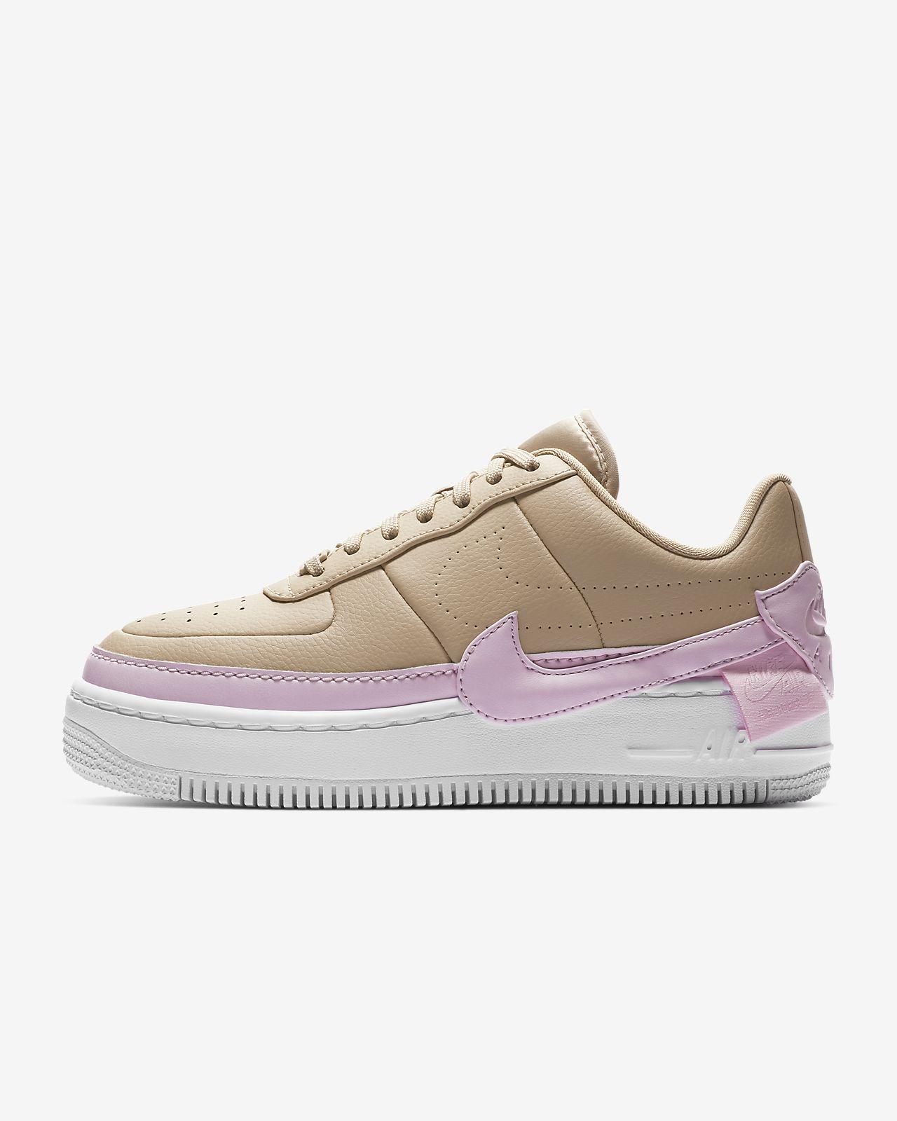 nike air force 1 femme beige