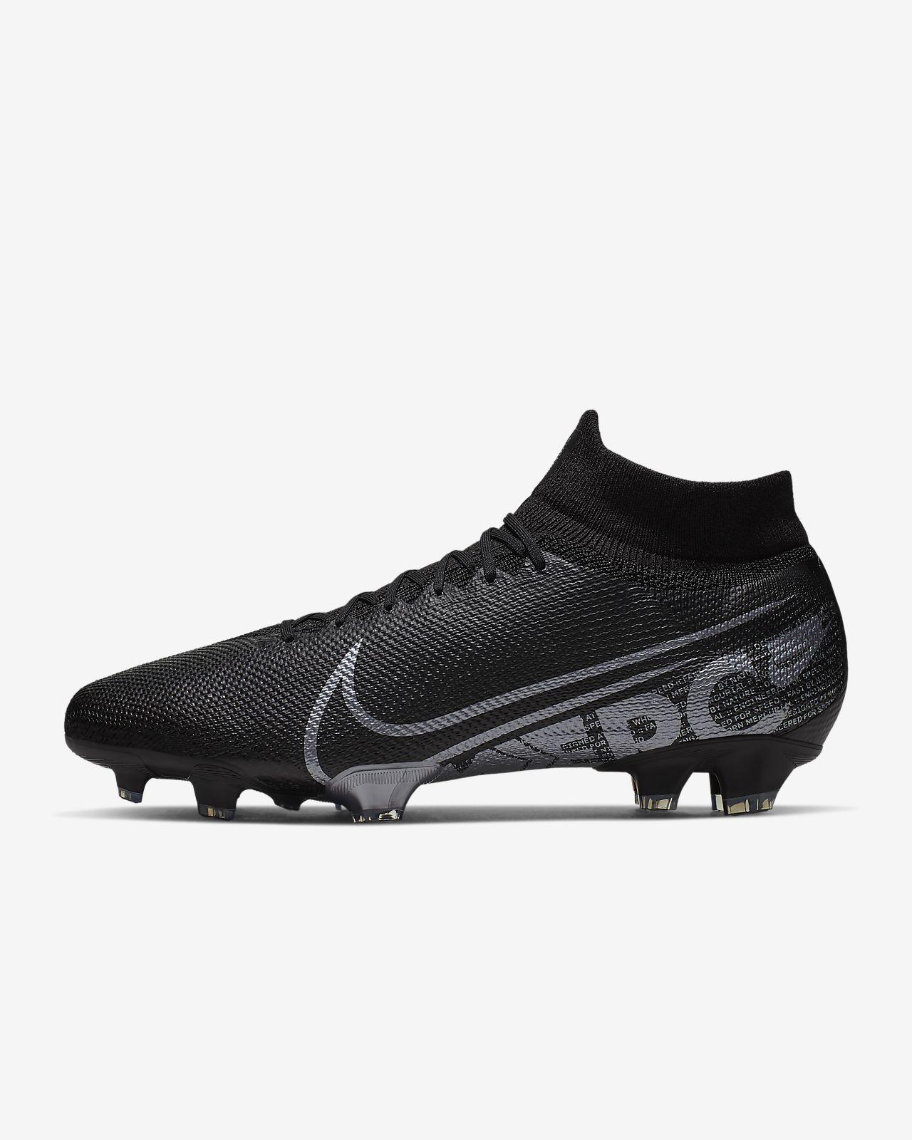 amazing selection pre order good texture Chaussure de football à crampons pour terrain sec Nike Mercurial Superfly 7  Pro FG