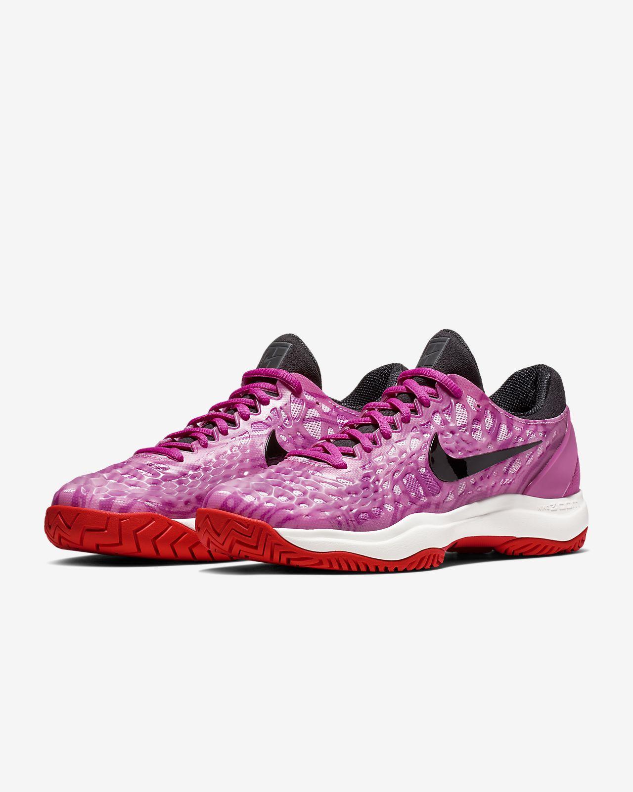 Für Nikecourt Damen 3 Ch Hartplätze Tennisschuh Cage Zoom 4wwxXCqAOf