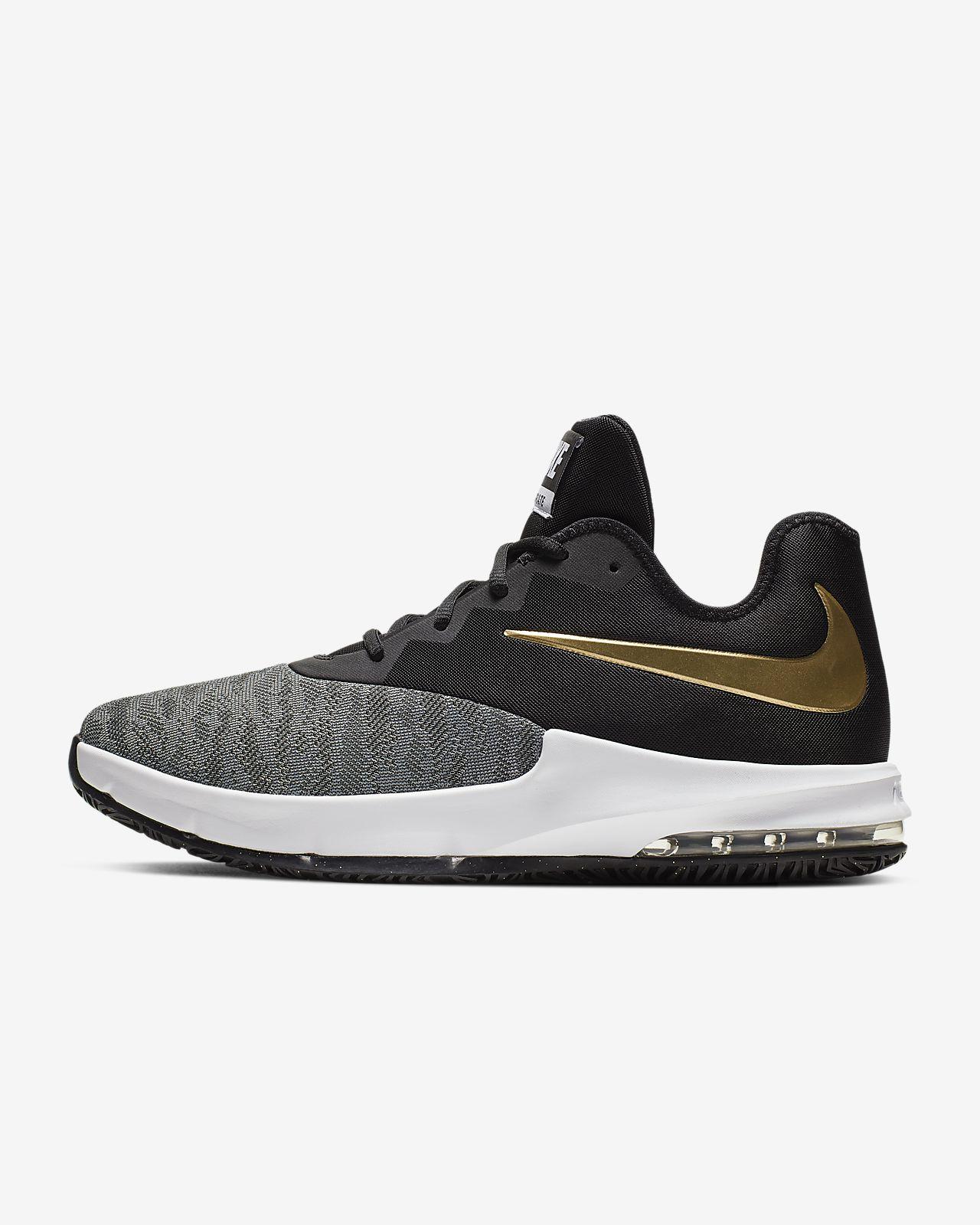 Nike Air Max Infuriate III Low 男款籃球鞋