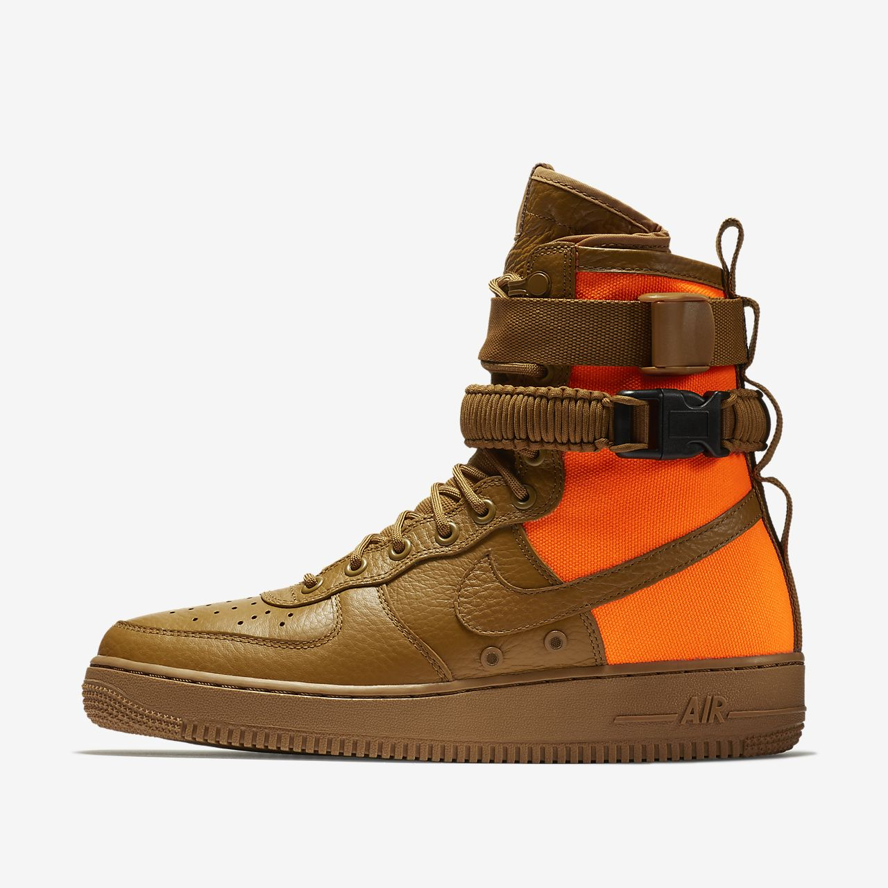 nike air force 1 brown high nz