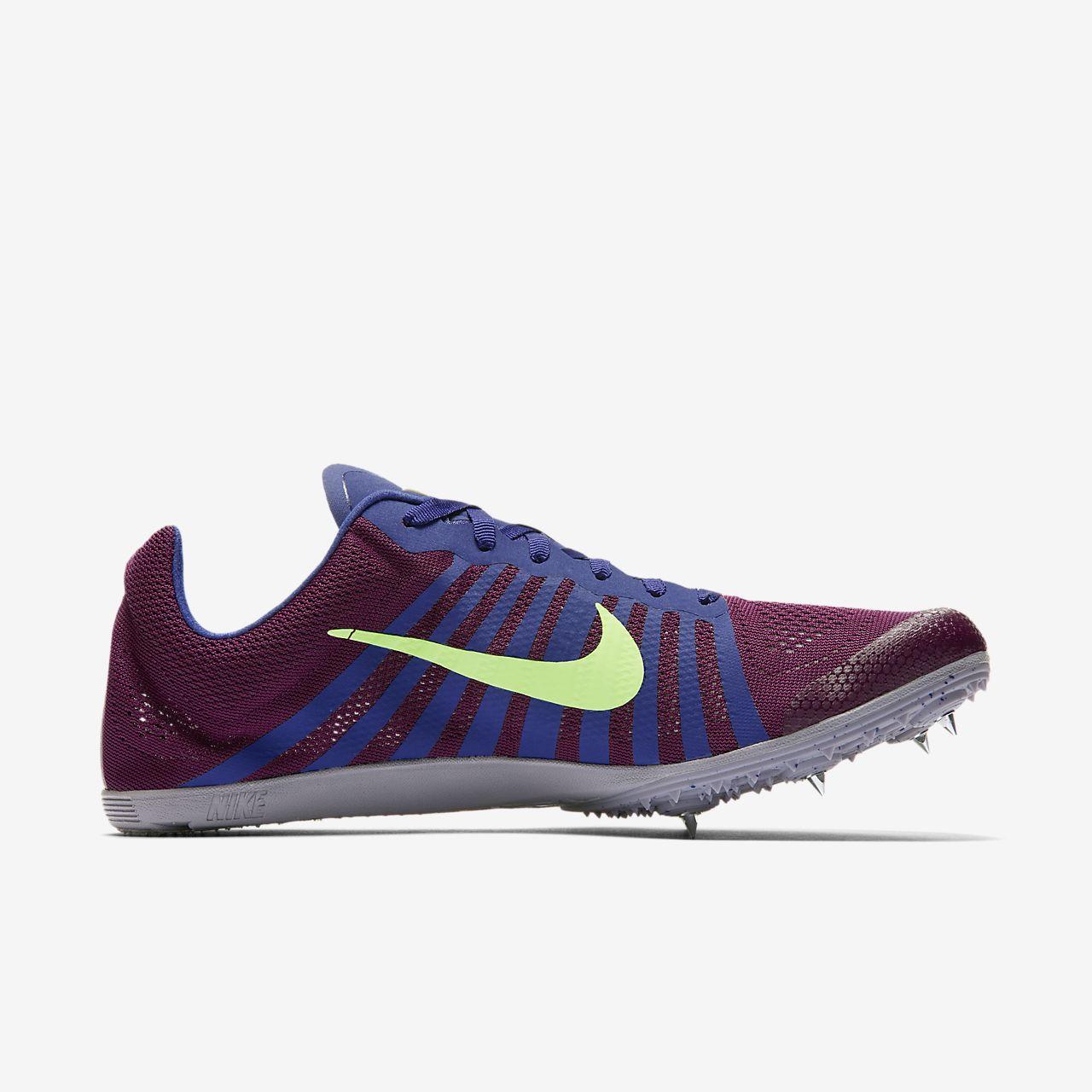 sports shoes 5944c ad0d9 ... Chaussure de course longue distance à pointes mixte Nike Zoom D