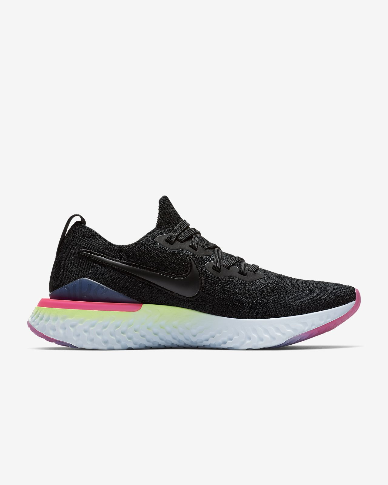 uk availability a0fbc c2032 ... Nike Epic React Flyknit 2 Women s Running Shoe