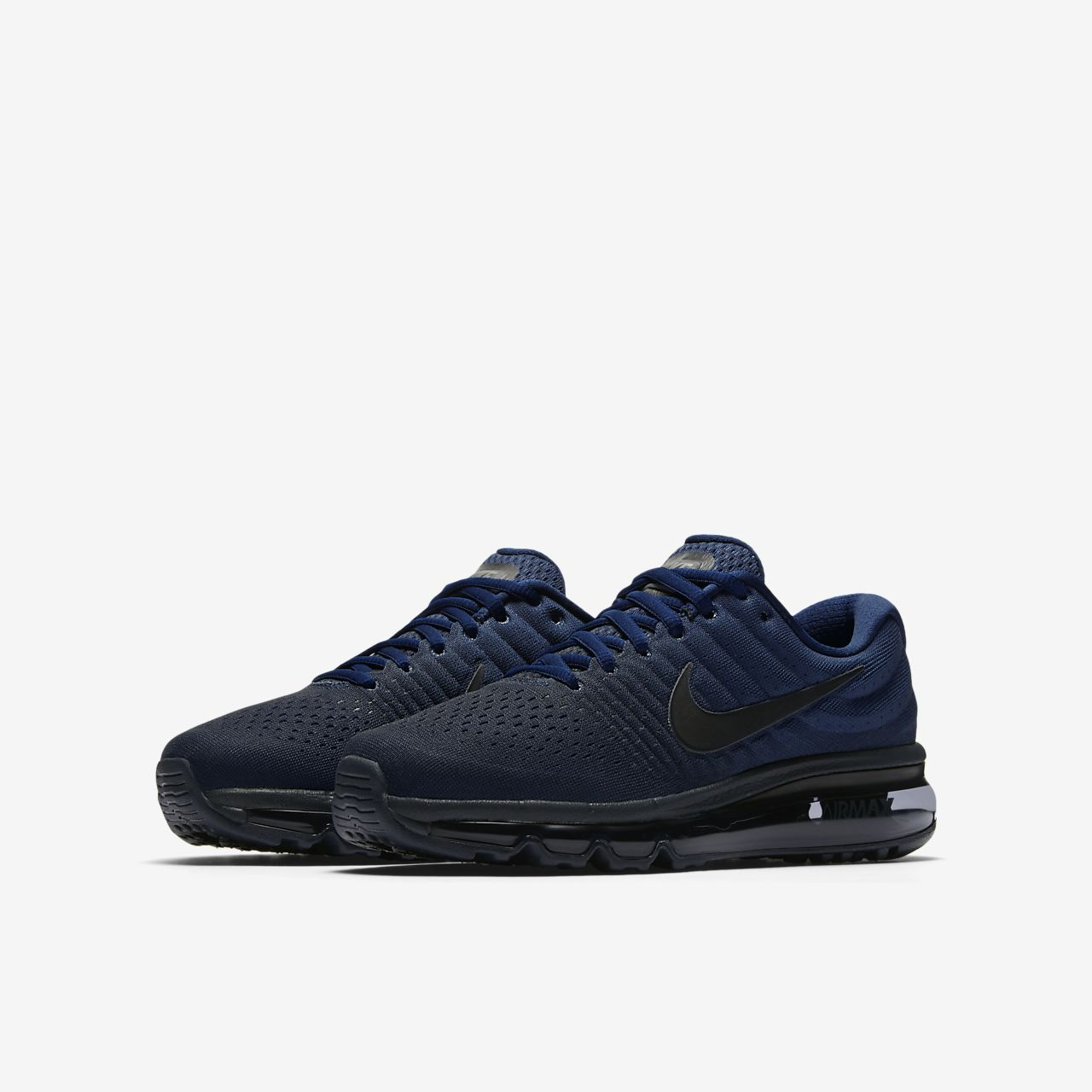 nike air max 2017 older kids 39 running shoe gb. Black Bedroom Furniture Sets. Home Design Ideas