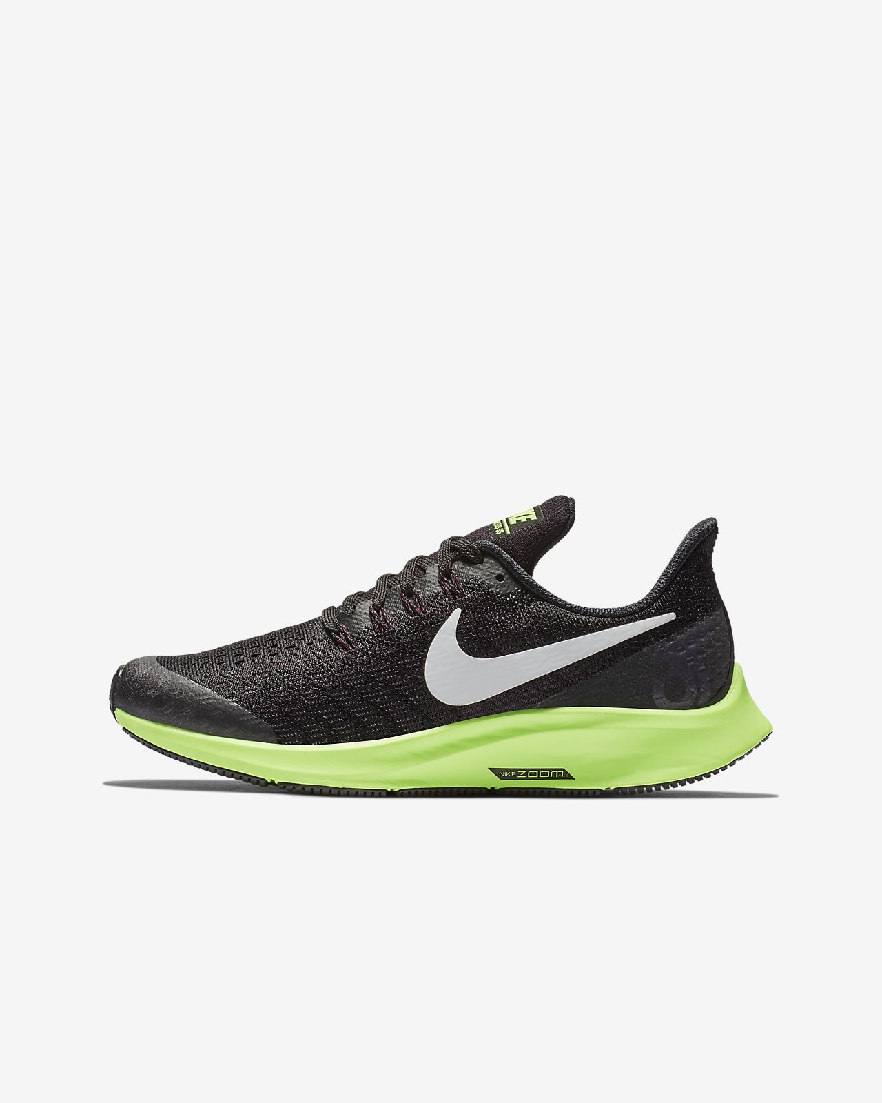 Nike Air Zoom Pegasus 35 Little/Big Kids' Running Shoe