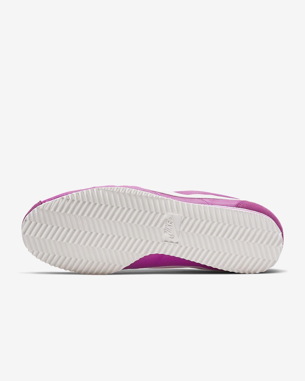newest 531b7 a3b48 ... Nike Classic Cortez Nylon Women s Shoe