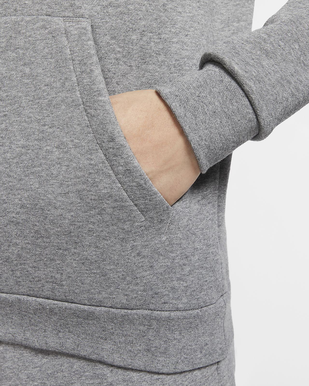 4c1a0c98df Jordan Jumpman Logo Men's Fleece Pullover Hoodie