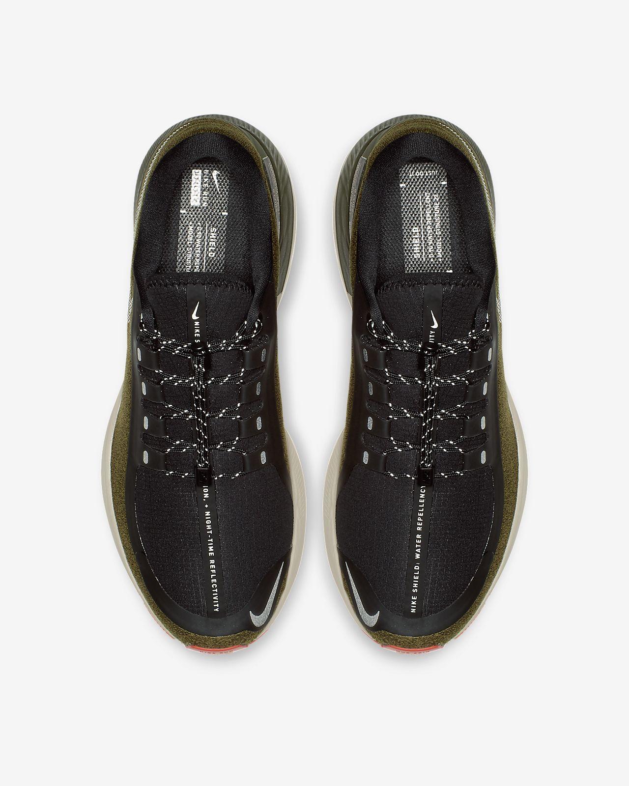 831c866d5d40 Nike Air Zoom Structure 22 Shield Water-Repellent Men s Running Shoe ...