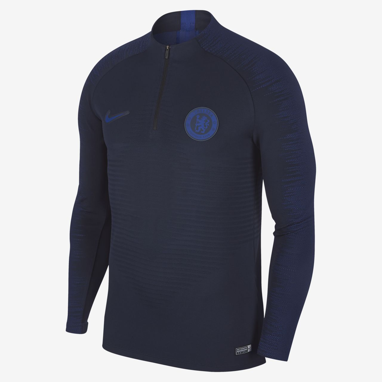 low priced dfae5 5f023 Nike VaporKnit Chelsea FC Strike Men's Football Drill Top