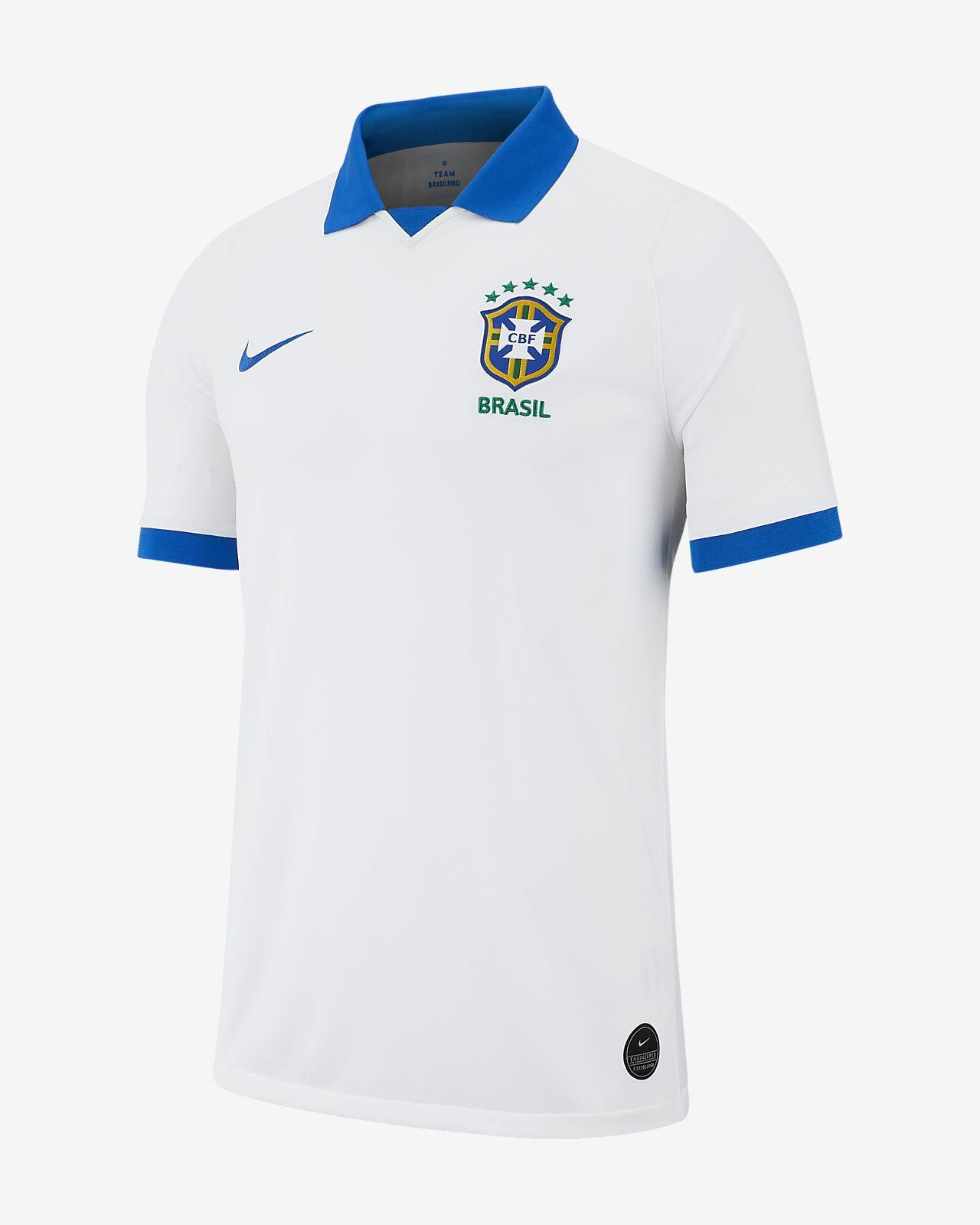 Brasil Stadium 2019-trøje til mænd