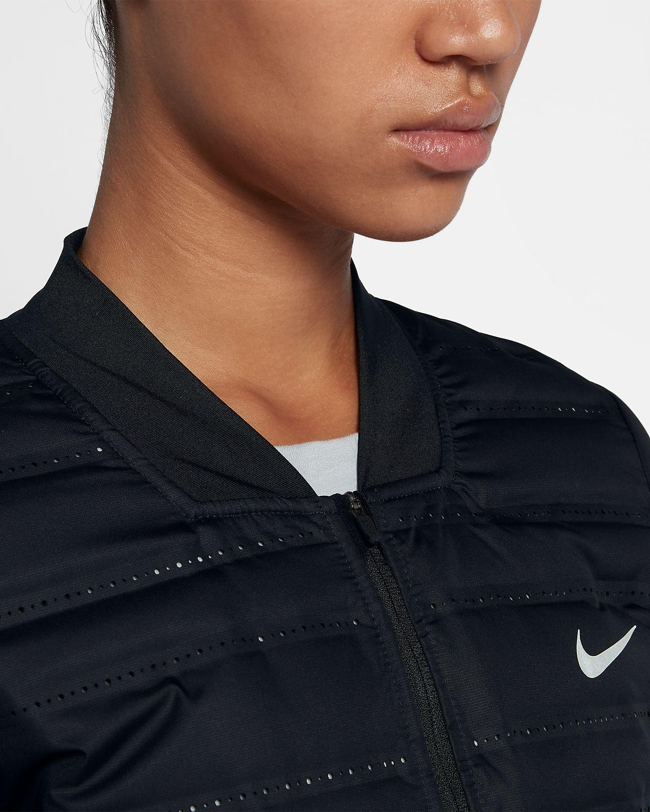 Low Resolution Nike AeroLoft Women's Running Jacket Nike AeroLoft Women's  Running Jacket
