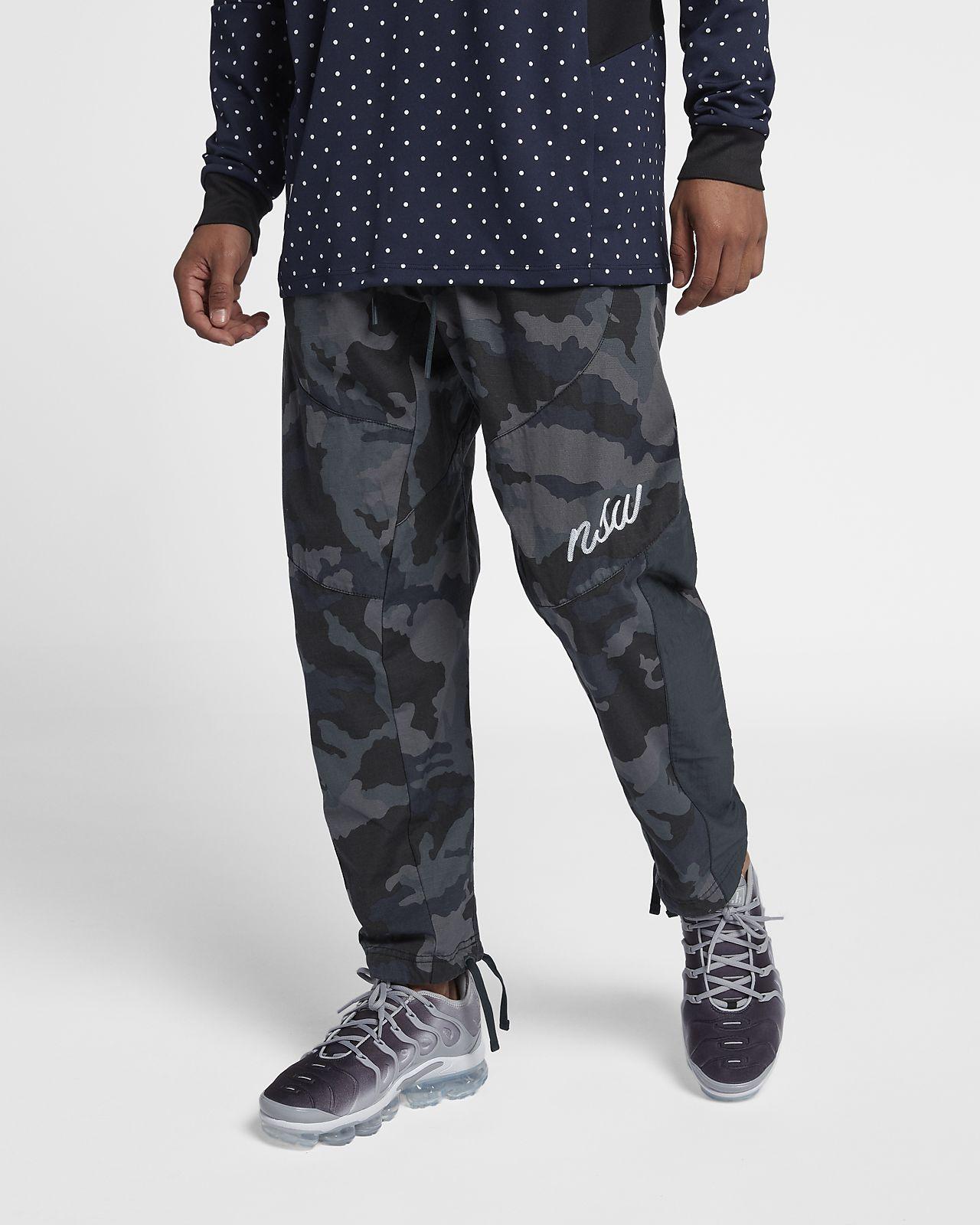 Pantalon de jogging camouflage tissé Nike Sportswear NSW pour Homme