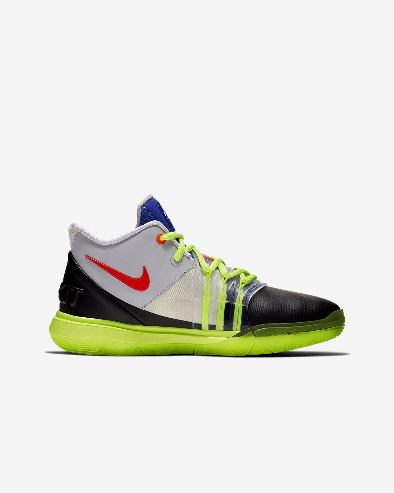 huge selection of 7ce5a be501 ... Kyrie 5 x ROKIT All Star Big Kids  Shoe