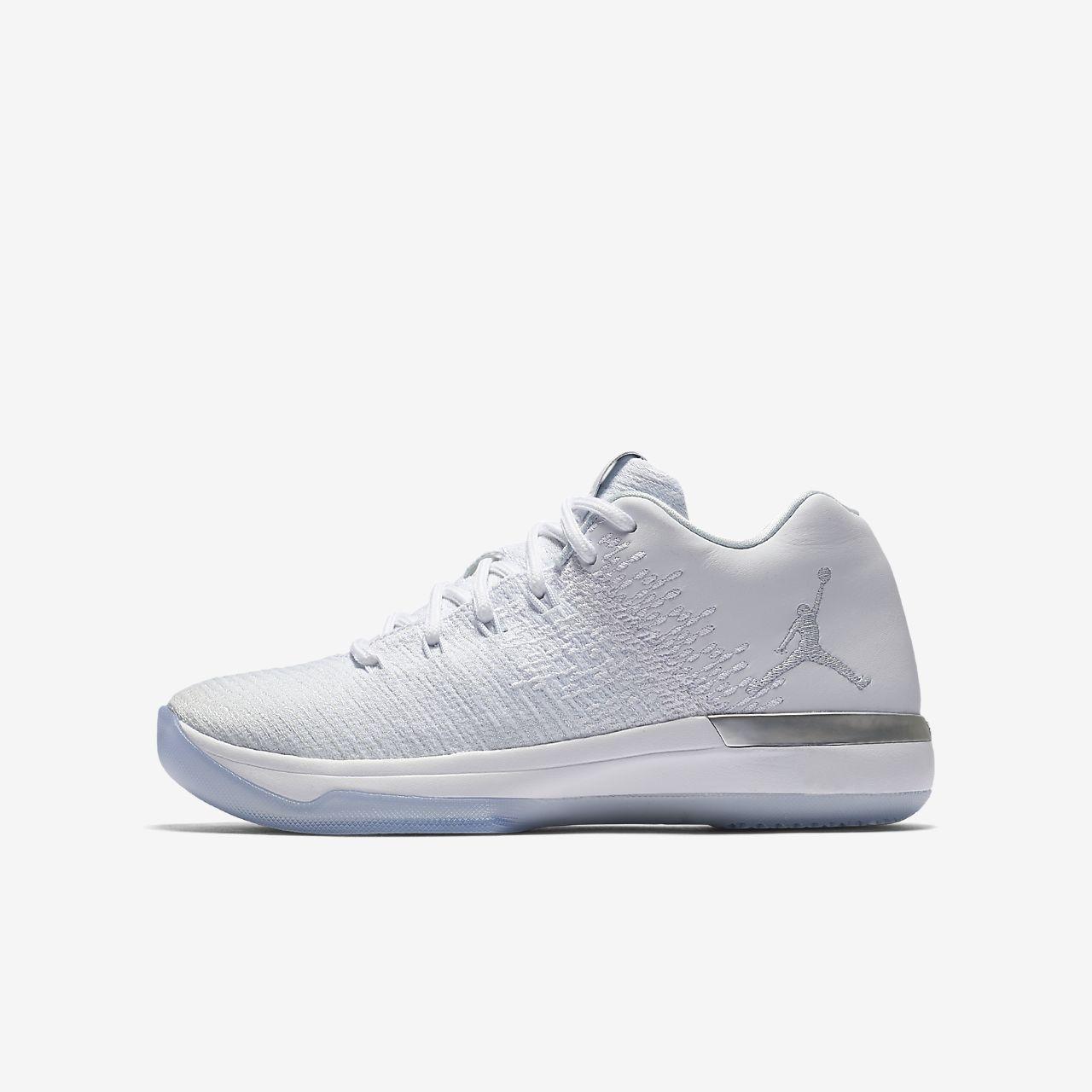 aa5e9f8b81e7d5 Air Jordan XXXI Low Older Kids  Basketball Shoe. Nike.com SI