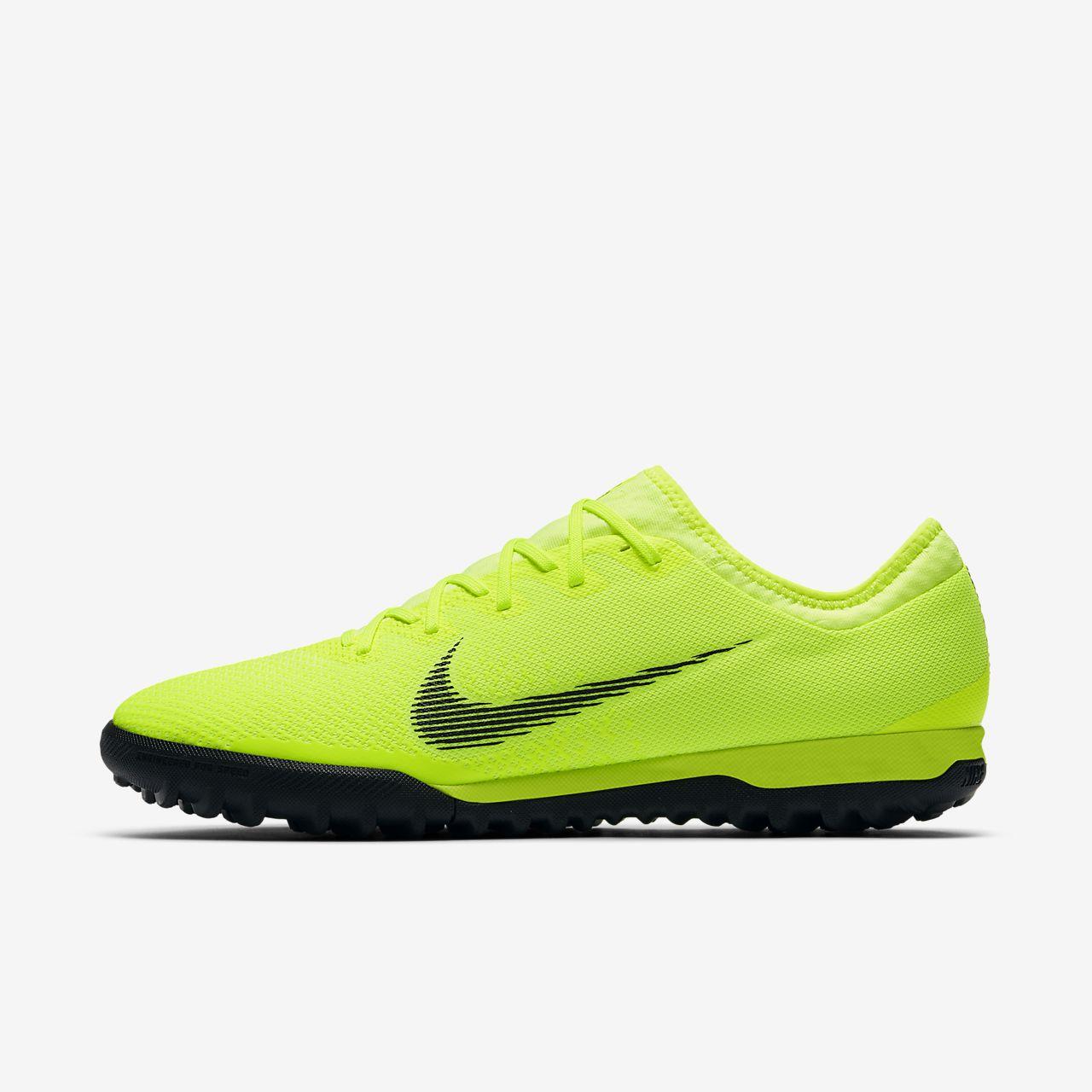 Scarpa da calcio per erba sintetica Nike MercurialX Vapor XII Pro TF ... f5b4410f288