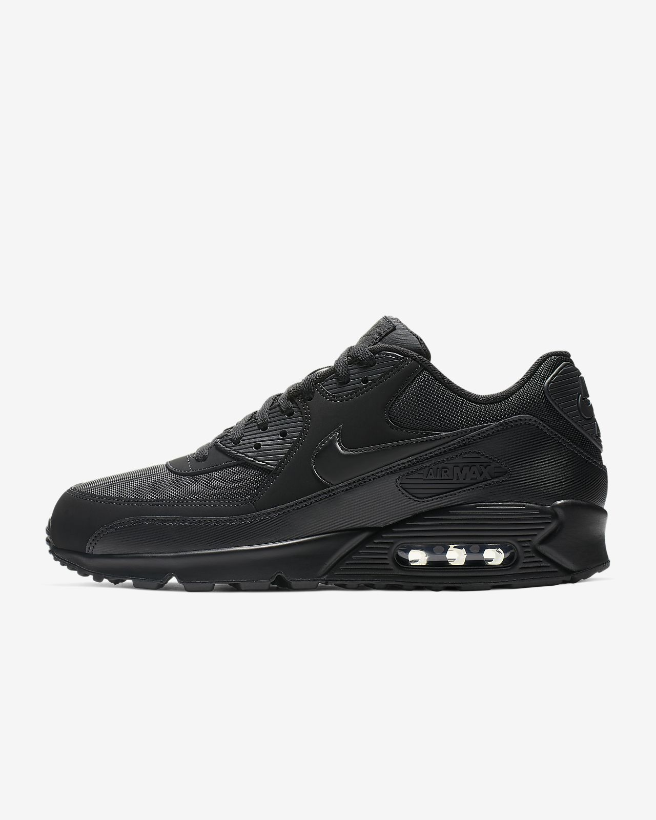 2air max 90 essential uomo nere