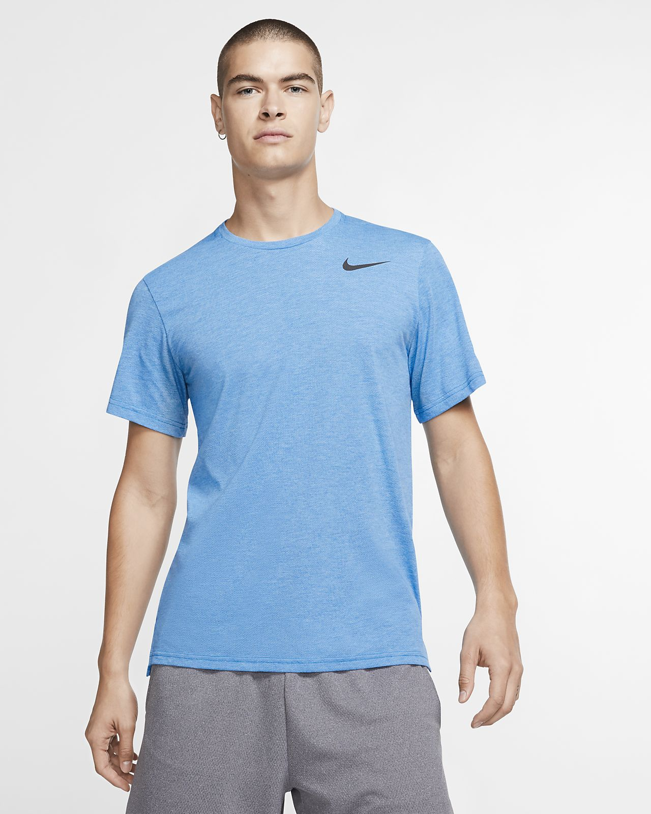 e7ee84893df1f Nike Breathe Men's Short-Sleeve Training Top. Nike.com