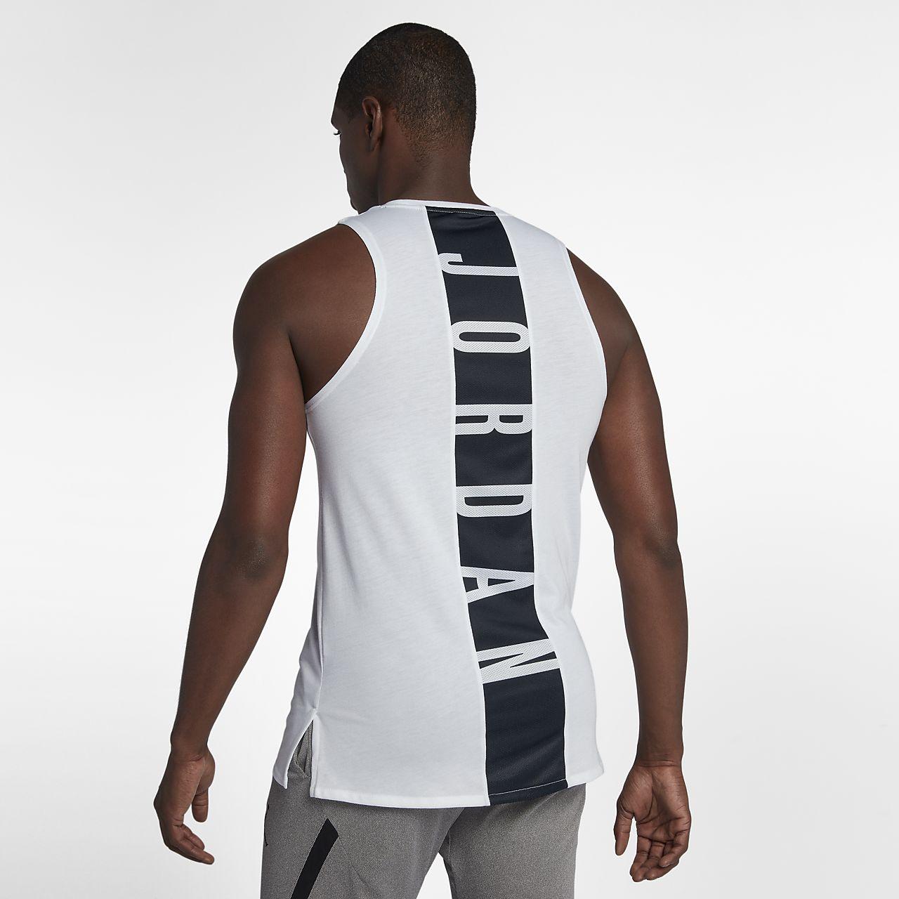 Ανδρική αμάνικη μπλούζα προπόνησης Jordan 23 Alpha