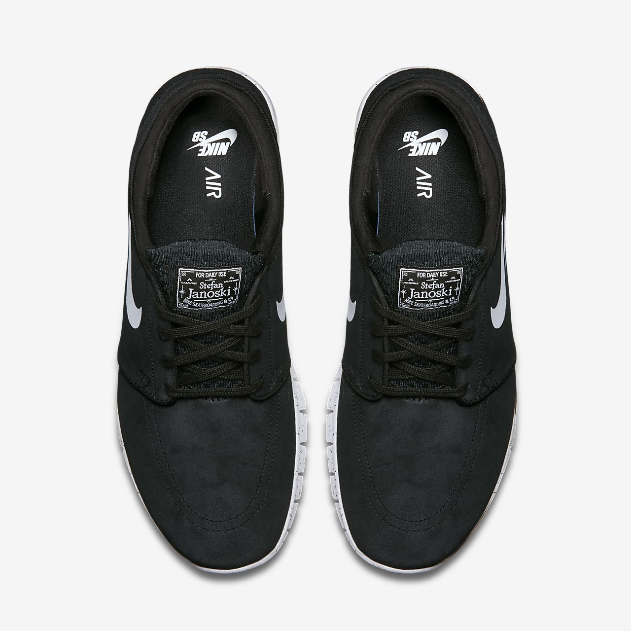 ... Nike SB Stefan Janoski Max L Men's Skateboarding Shoe