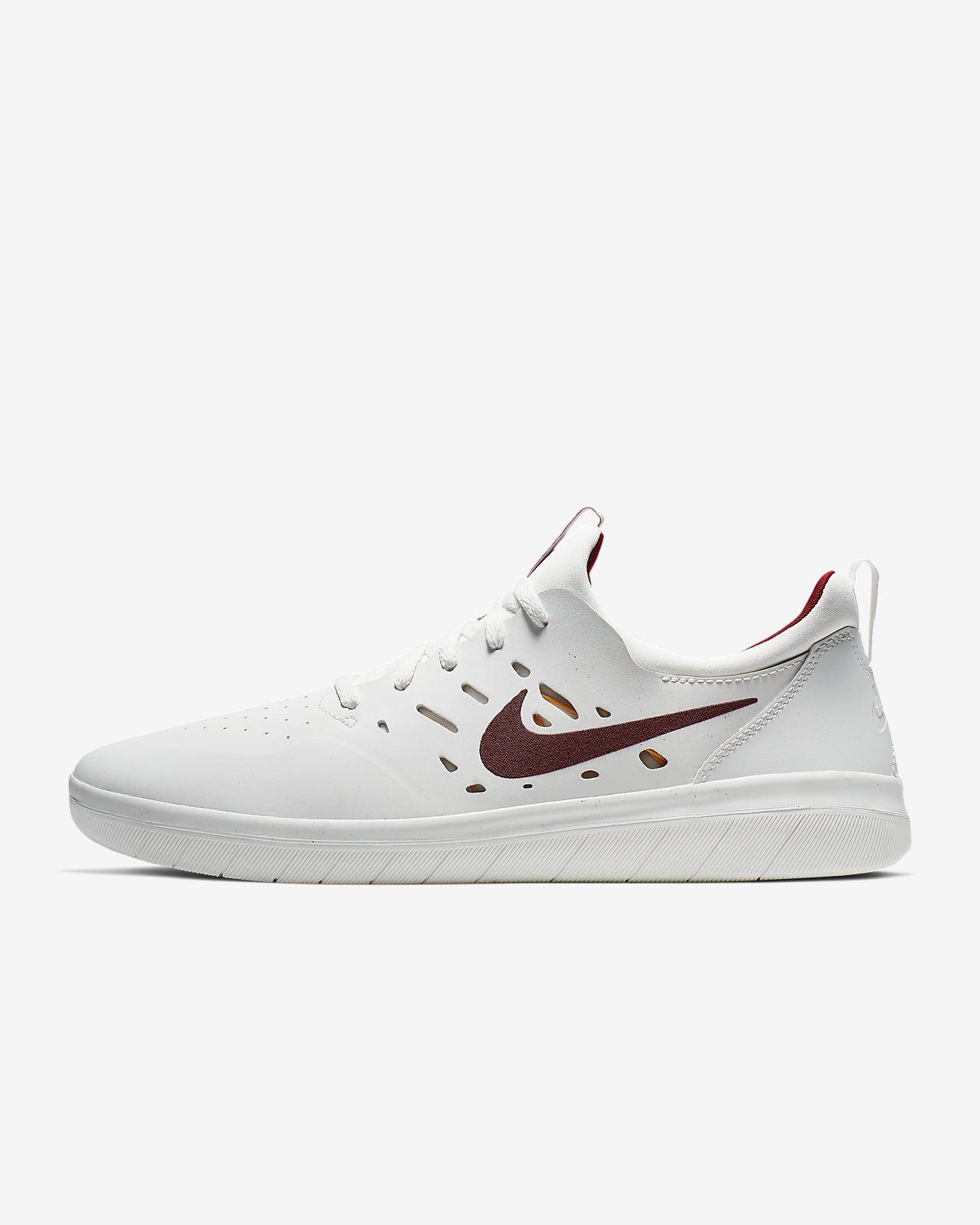 sale retailer 69e92 7d96d ... Nike SB Nyjah Free Skateboardschuh