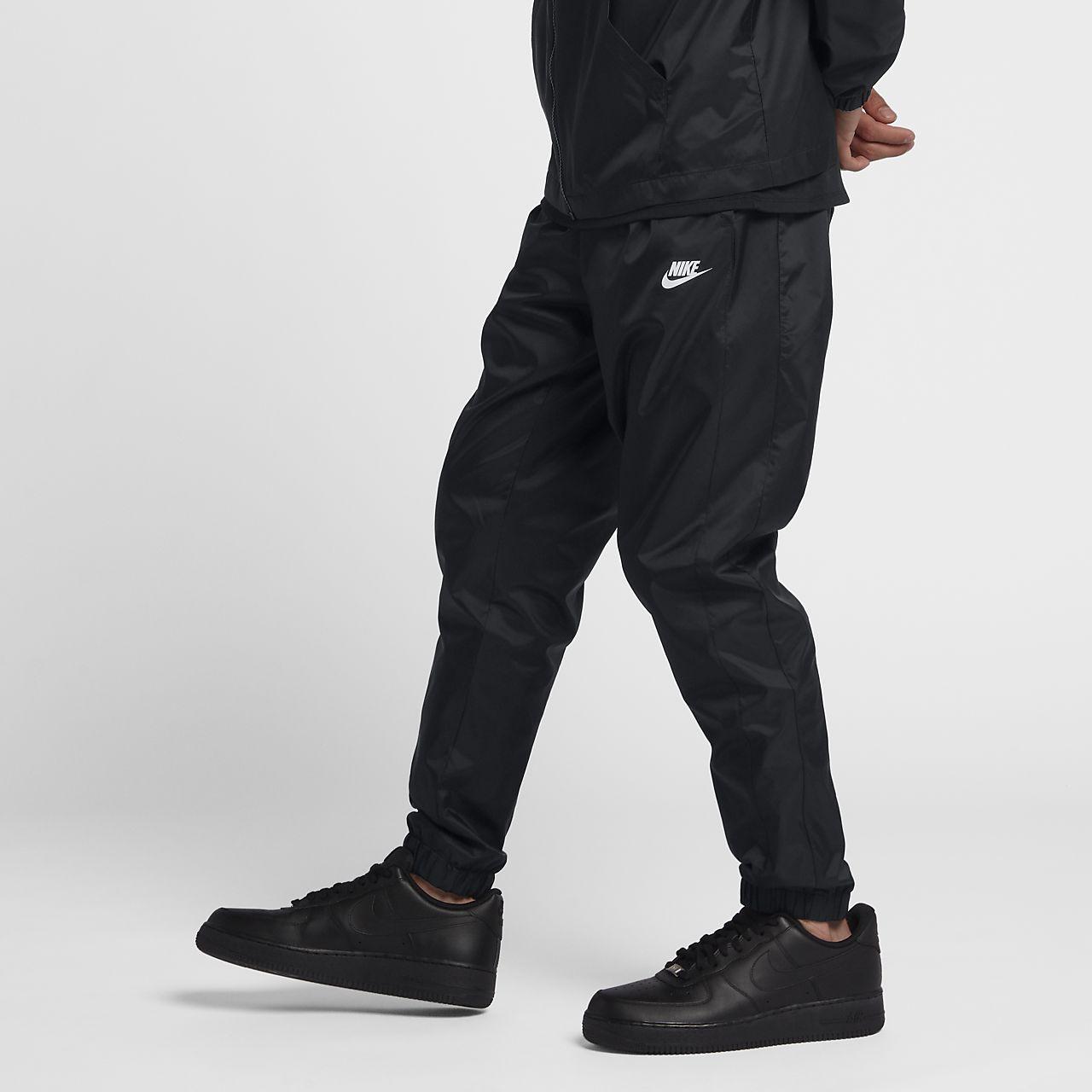 8604fef07 Nike Sportswear Men s Hooded Woven Tracksuit. Nike.com CA
