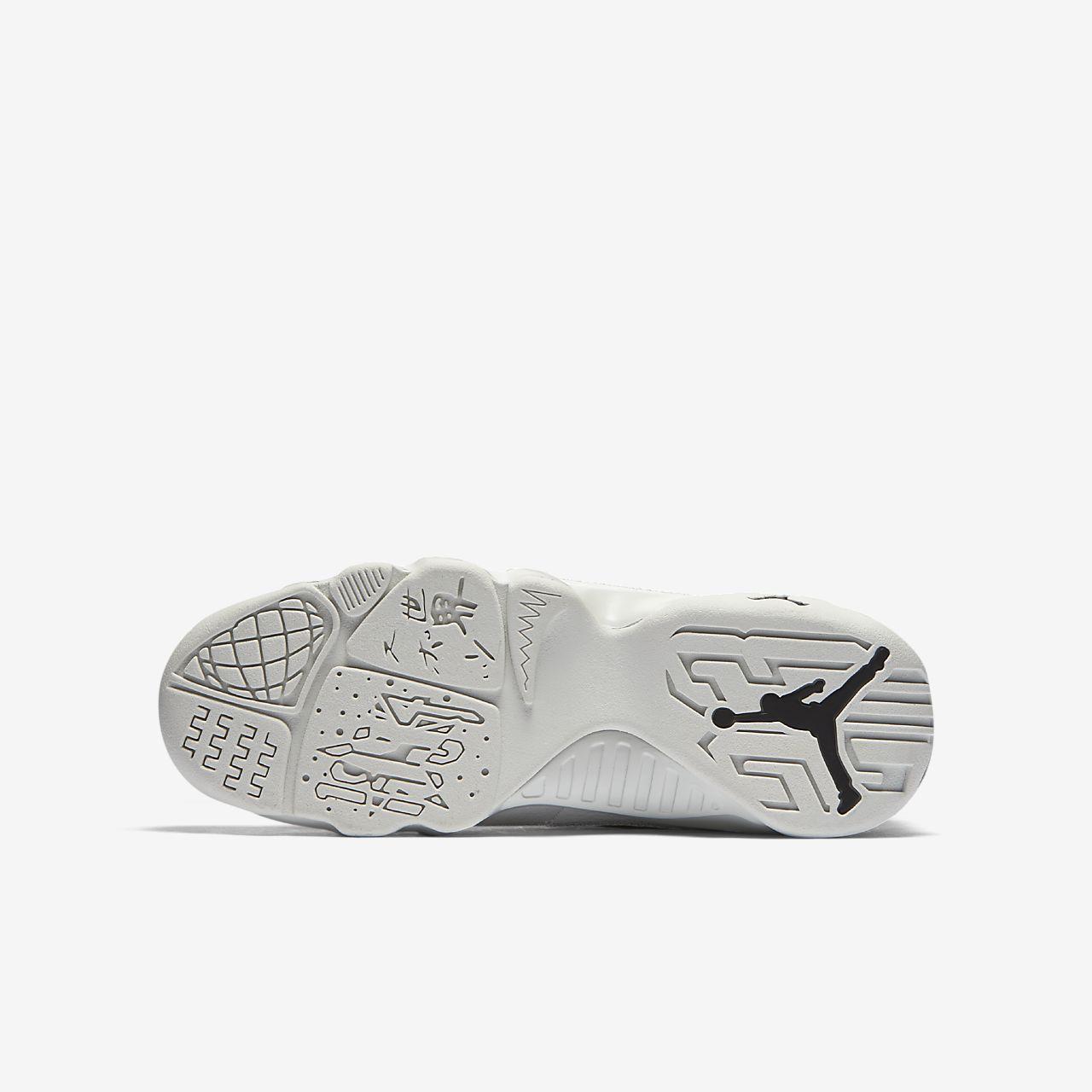 ... Air Jordan 9 Retro Big Kids' Shoe
