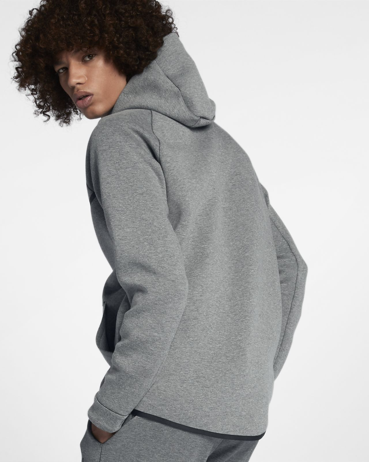 Nike Sportswear Tech Fleece Windrunner Men's Full-Zip Hoodie