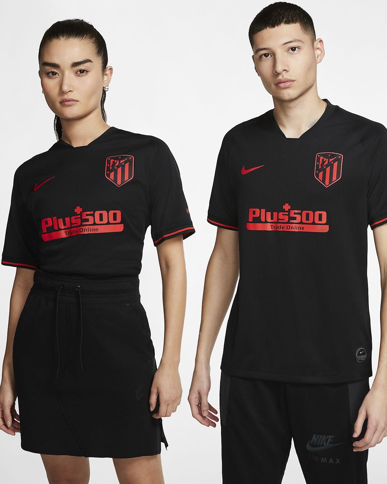 Camiseta de fútbol para hombre de visitante Stadium del Atlético de Madrid 2019/20
