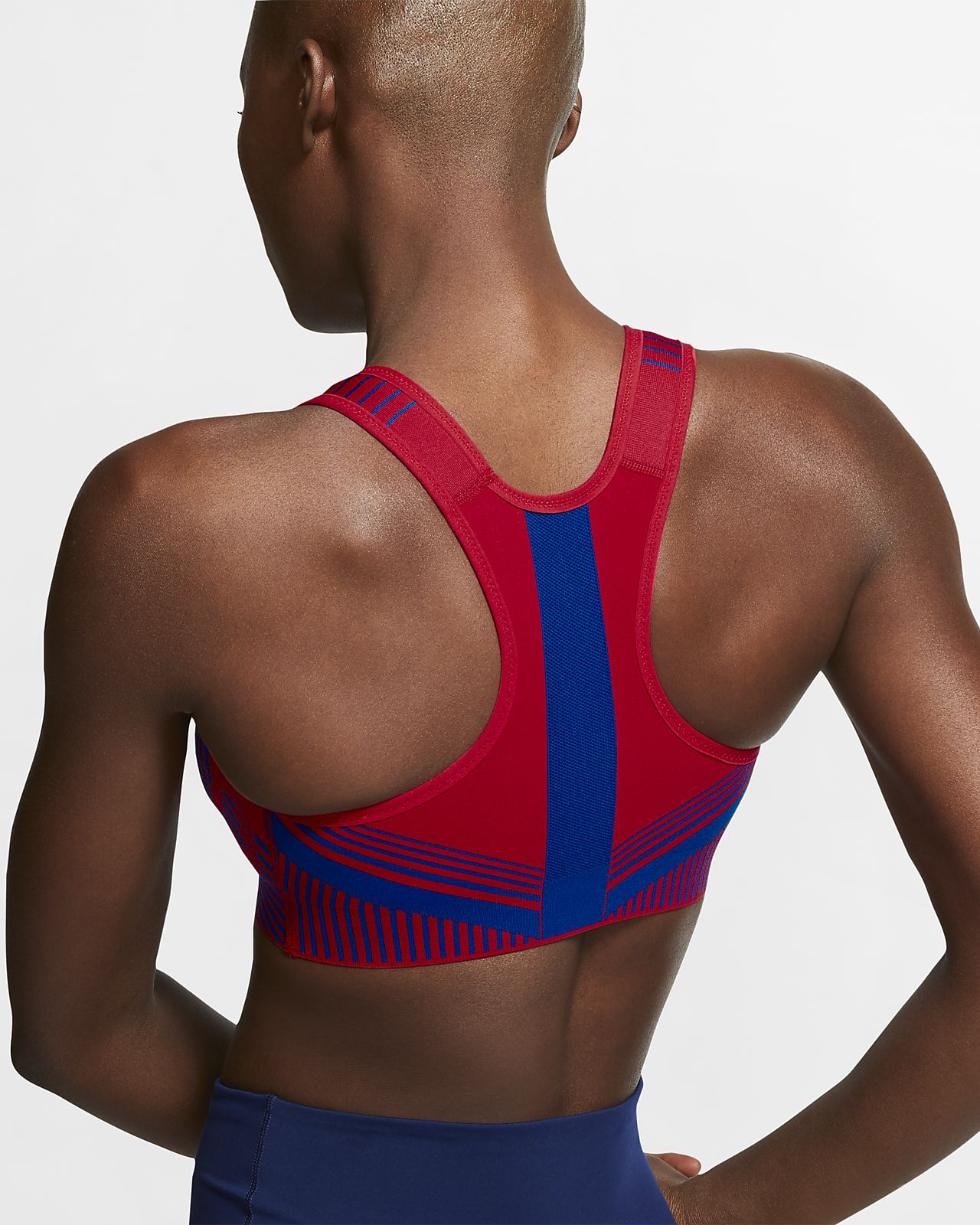 634b84605100 Sport-BH Nike FE/NOM Flyknit med mycket stöd för kvinnor. Nike.com SE