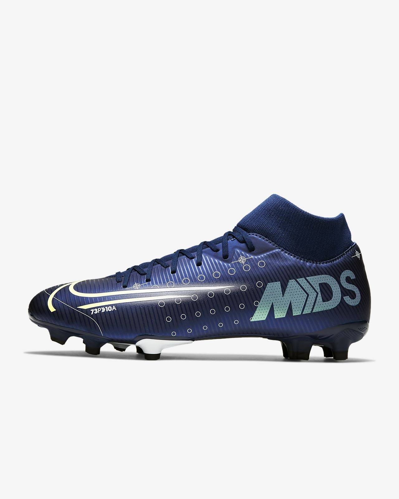 Chaussure de football multi-surfaces à crampons Nike Mercurial Superfly 7 Academy MDS MG